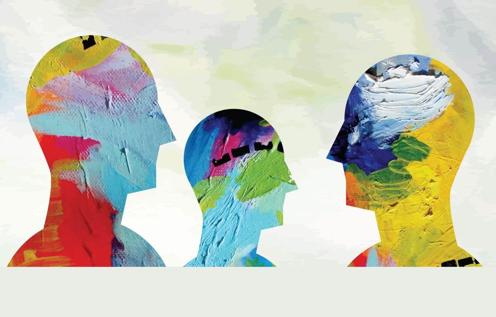«On sait que les parents et les enfants se ressemblent physiquement, mais on oublie souvent qu'ils se ressemblent aussi au niveau de leur cerveau», fait remarquer Sylvana Côté.