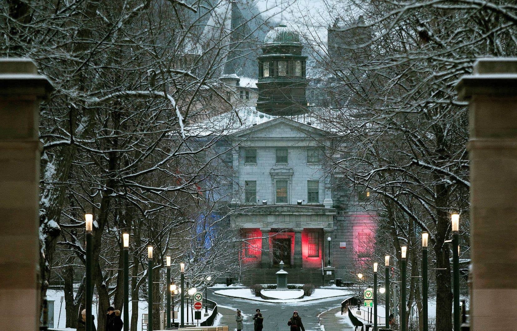 L'Université McGill
