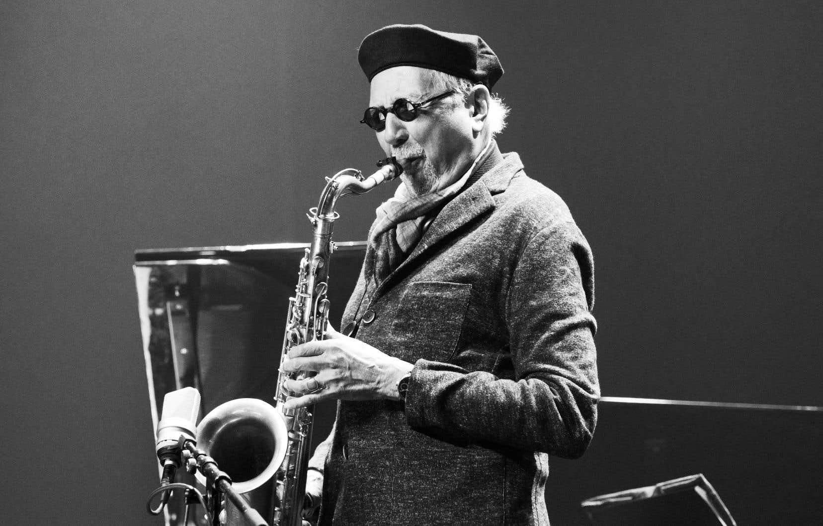 Musicien américain de jazz, Charles Lloyd