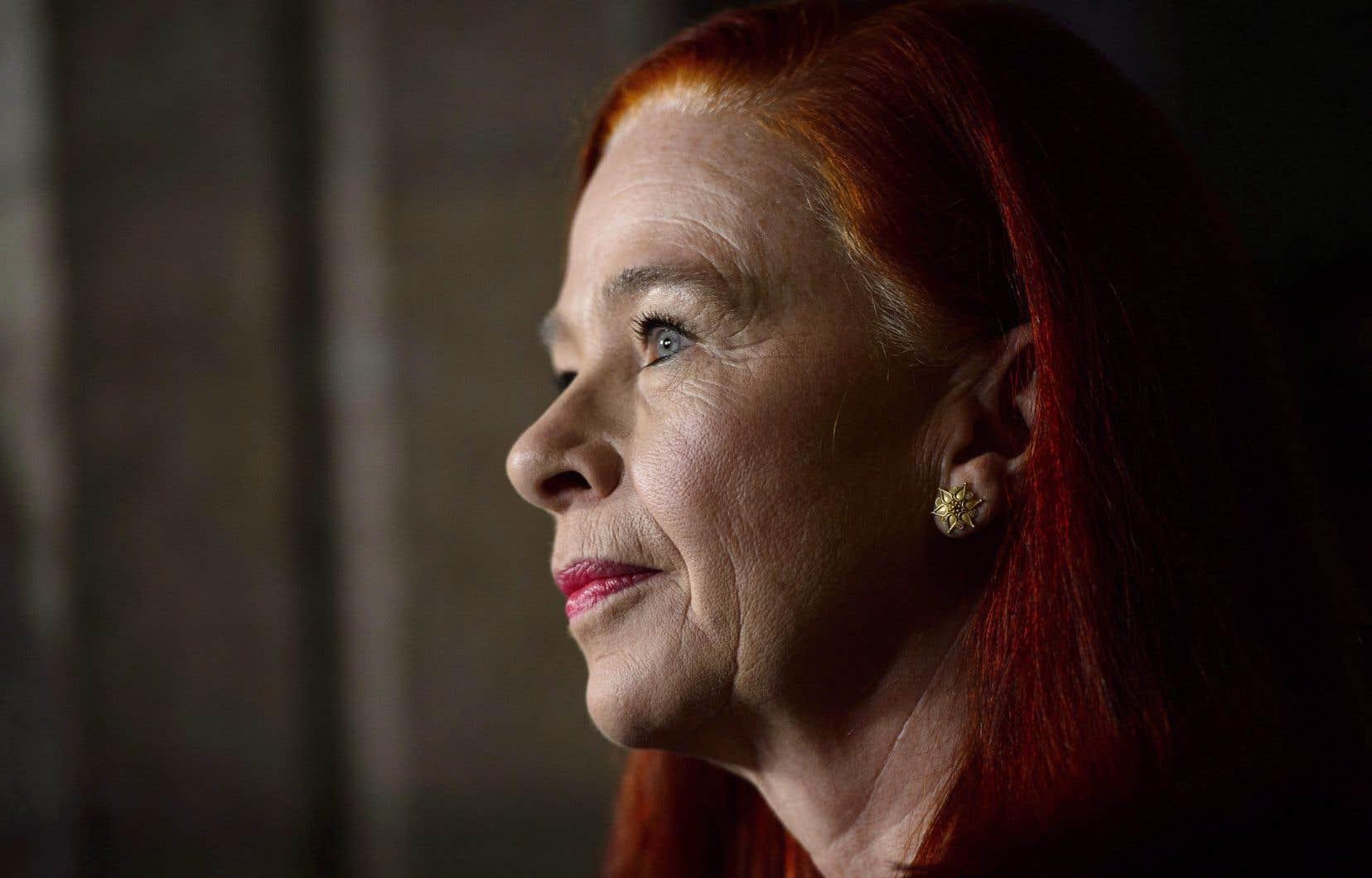 La grande  patronne de CBC/Radio- Canada,  Catherine Tait, doit regagner Ottawa le  27décembre  prochain et n'a prévu aucun  autre voyage prochainement.