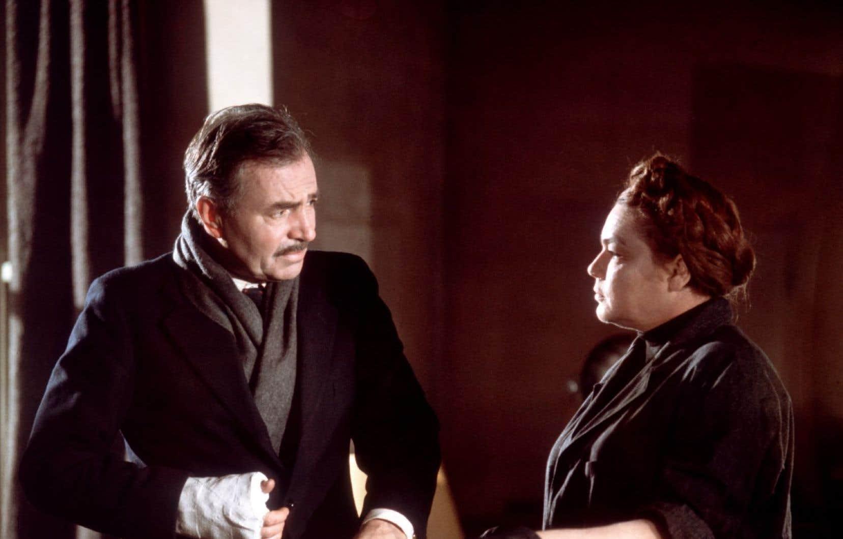 Tiré du premier roman de John le Carré, «The Deadly Affair» est l'œuvre d'un cinéaste américain: Sidney Lumet, qui retrouve son acteur fétiche James Mason, fabuleux dans le rôle de l'agent secret Charles Dobbs, que l'on voit sur la photo avec l'actrice Simone Signoret.