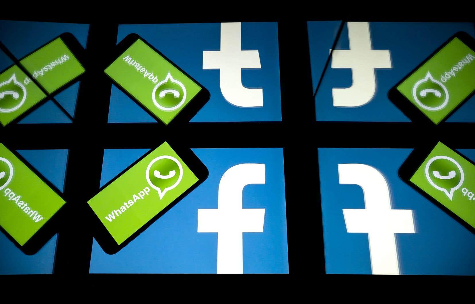 «Si Facebook offre beaucoup de valeur aux consommateurs, ce n'est pas grâce à la qualité de ses services, c'est grâce au nombre de ses utilisateurs et au volume d'activité qui s'y déroule», écrit l'auteur.