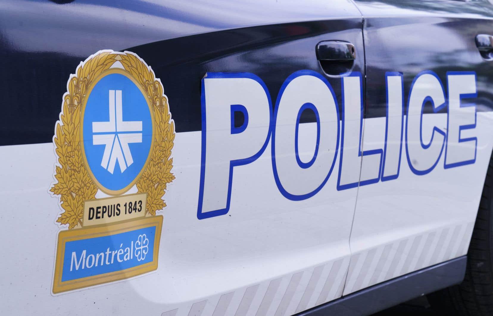 Erin Andrews, une anglophone, a porté plainte au Commissaire à la déontologie à la suite de son arrestation au centre-ville de Montréal, le 18 février 2019.