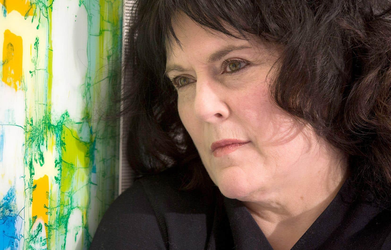Annick Charette encourage les victimes de violences sexuelles à porter plainte.