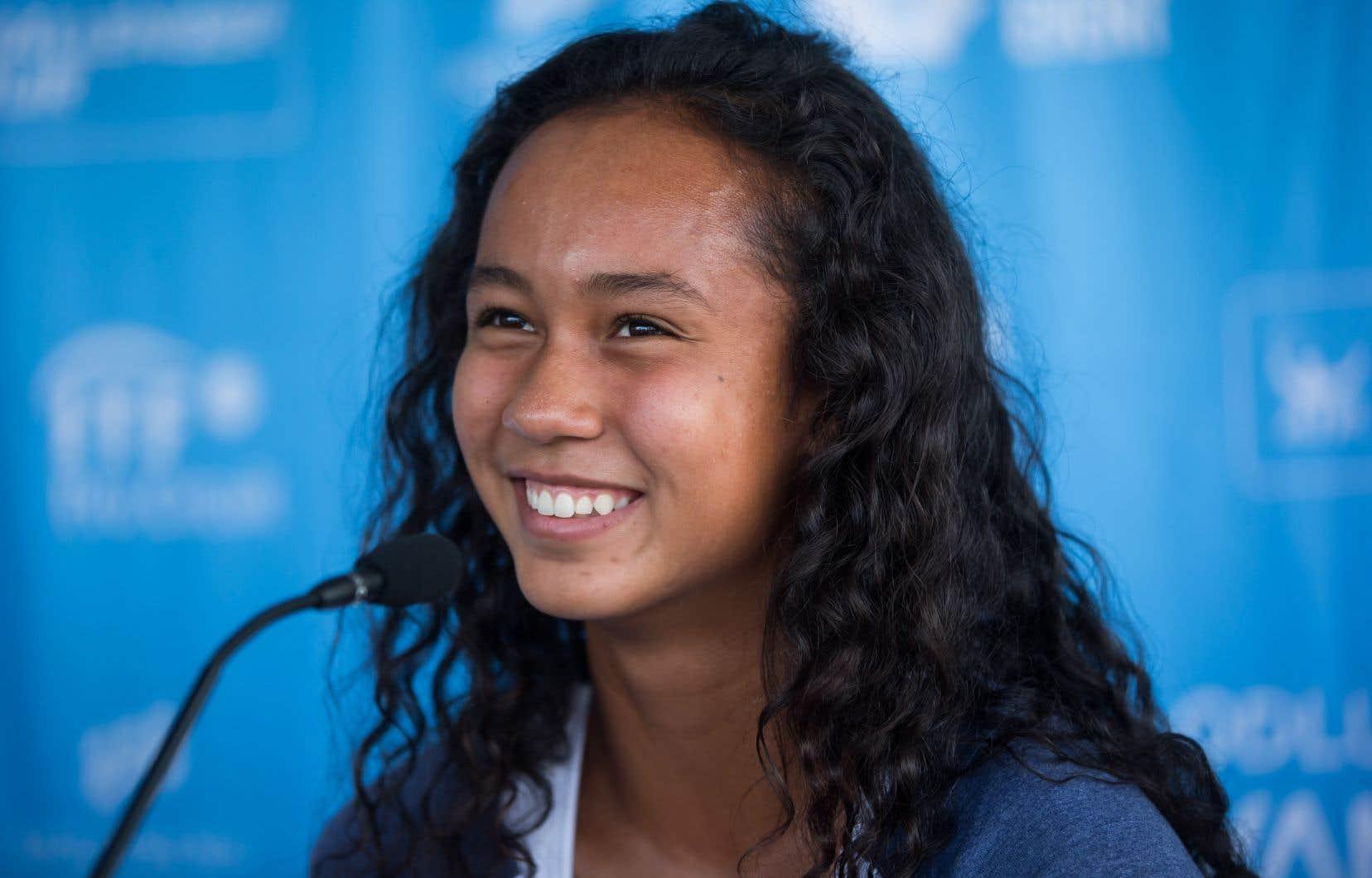 La Lavalloise a récolté ce prix pour la première fois de sa carrière, après avoir été la lauréate dans la catégorie joueuse junior de l'année en 2019.