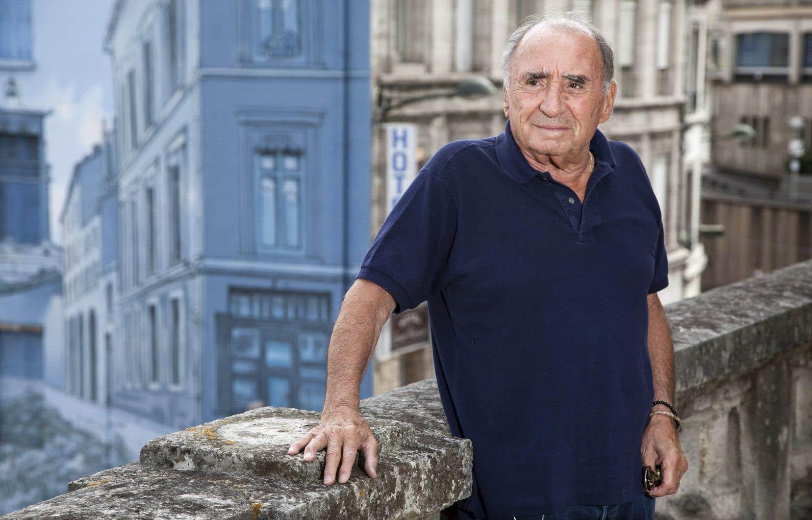 <p>Claude Brasseur a marqué l'écran avec des films à succès comme <i>Un éléphant ça trompe énormément</i>,<i> La Boum</i>,<i> Camping</i> et a tourné dans plus de 90 films.</p>