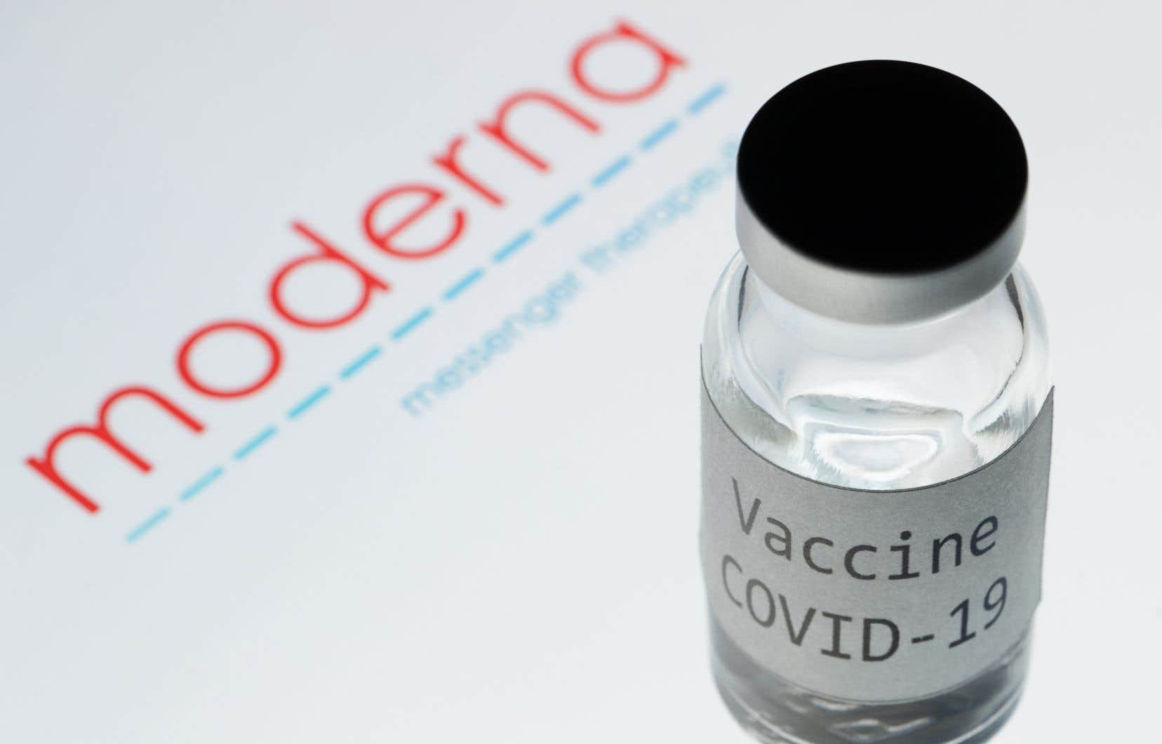 Santé Canada a approuvé mercredi le vaccin de Moderna contre la COVID-19.