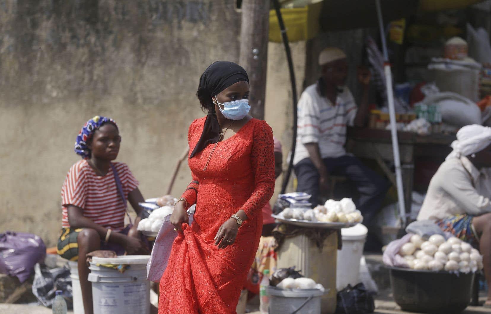 La variante du Nigéria, le pays le plus peuplé d'Afrique, a été trouvée dans deux échantillons de patients collectés le 3août et le 9octobre dans l'État d'Osun.