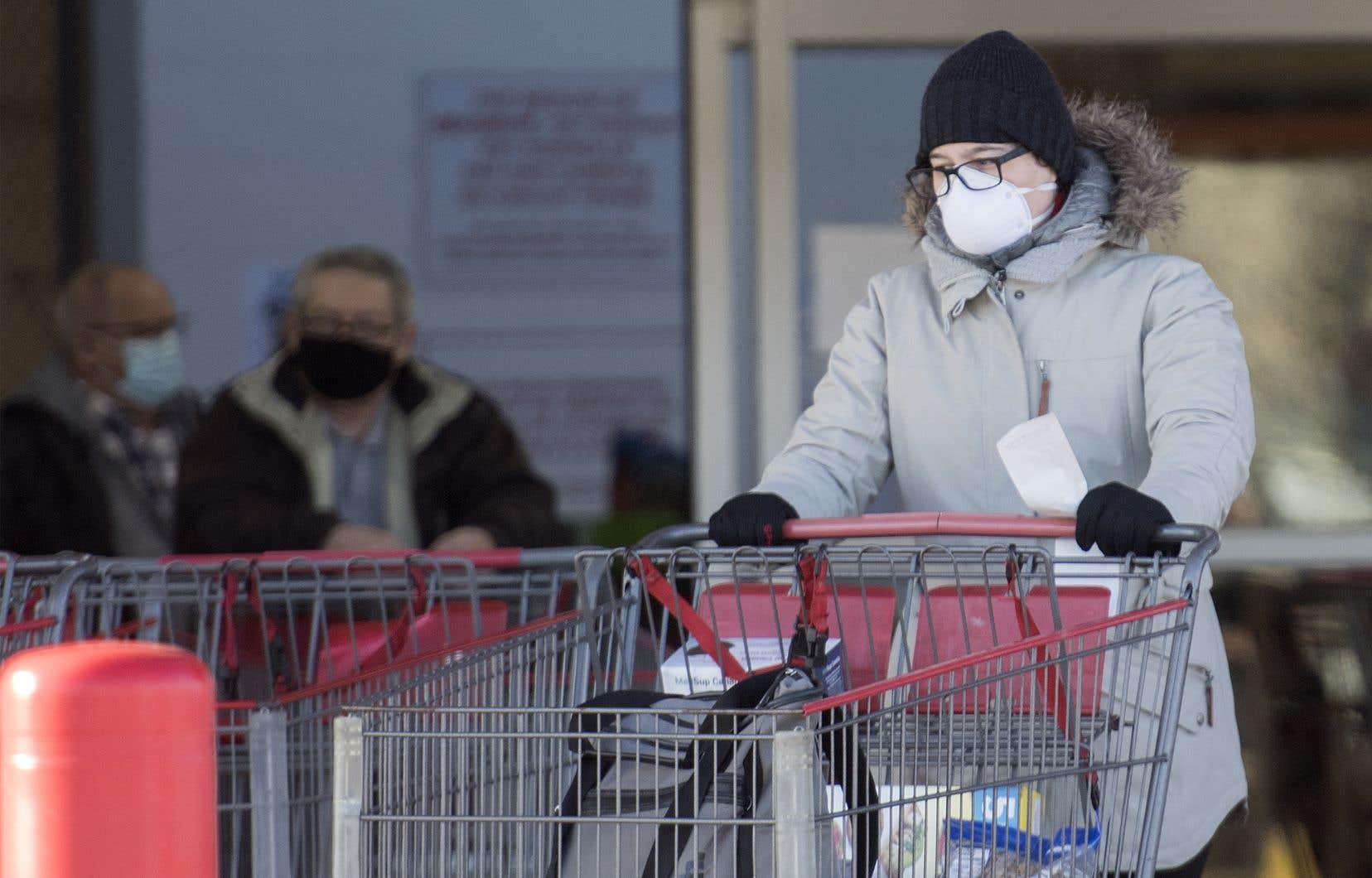 Le bilan du Québec s'élève désormais à 199 822 cas depuis le début de la pandémie.