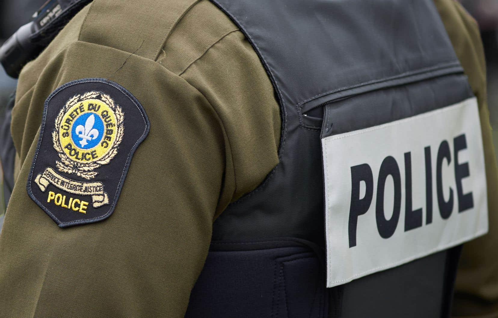 Pas moins de 604 avertissements ont été lancés par des agents de la SQ au cours de la semaine de Noël.