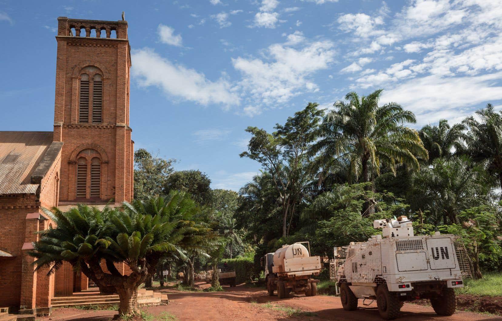 Des groupes armés ont attaqué à l'aube la ville de Bangassou et ont pris son contrôle après plusieurs heures de combats.