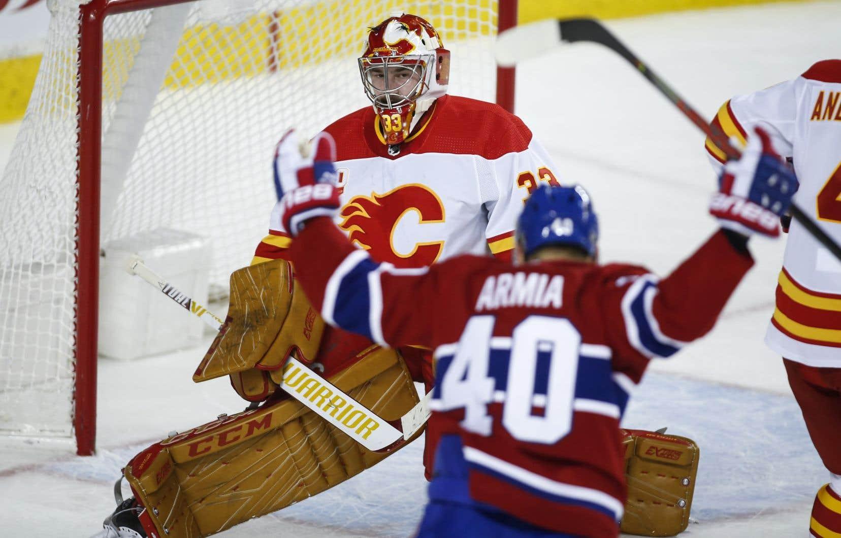 Le Canadien affrontera les Flames de Calgary au Centre Bell le 28 janvier.