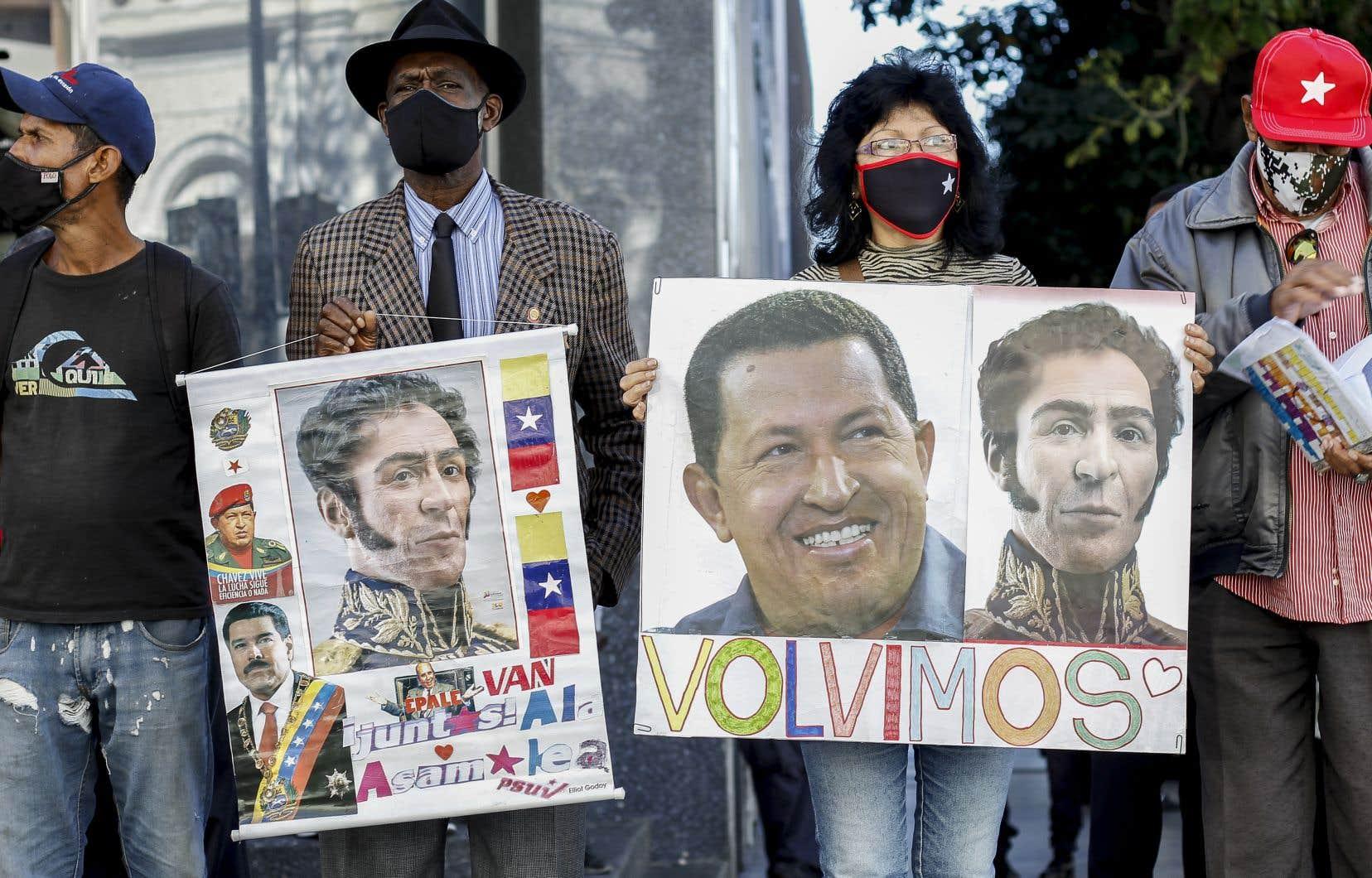 Malgré une abstention record de 70% et le rejet des résultats par une grande partie de la communauté internationale, les députés du Parti socialiste unifié du Venezuela (PSUV) et de ses alliés occupent désormais 256 des 277 sièges du Parlement unicaméral.