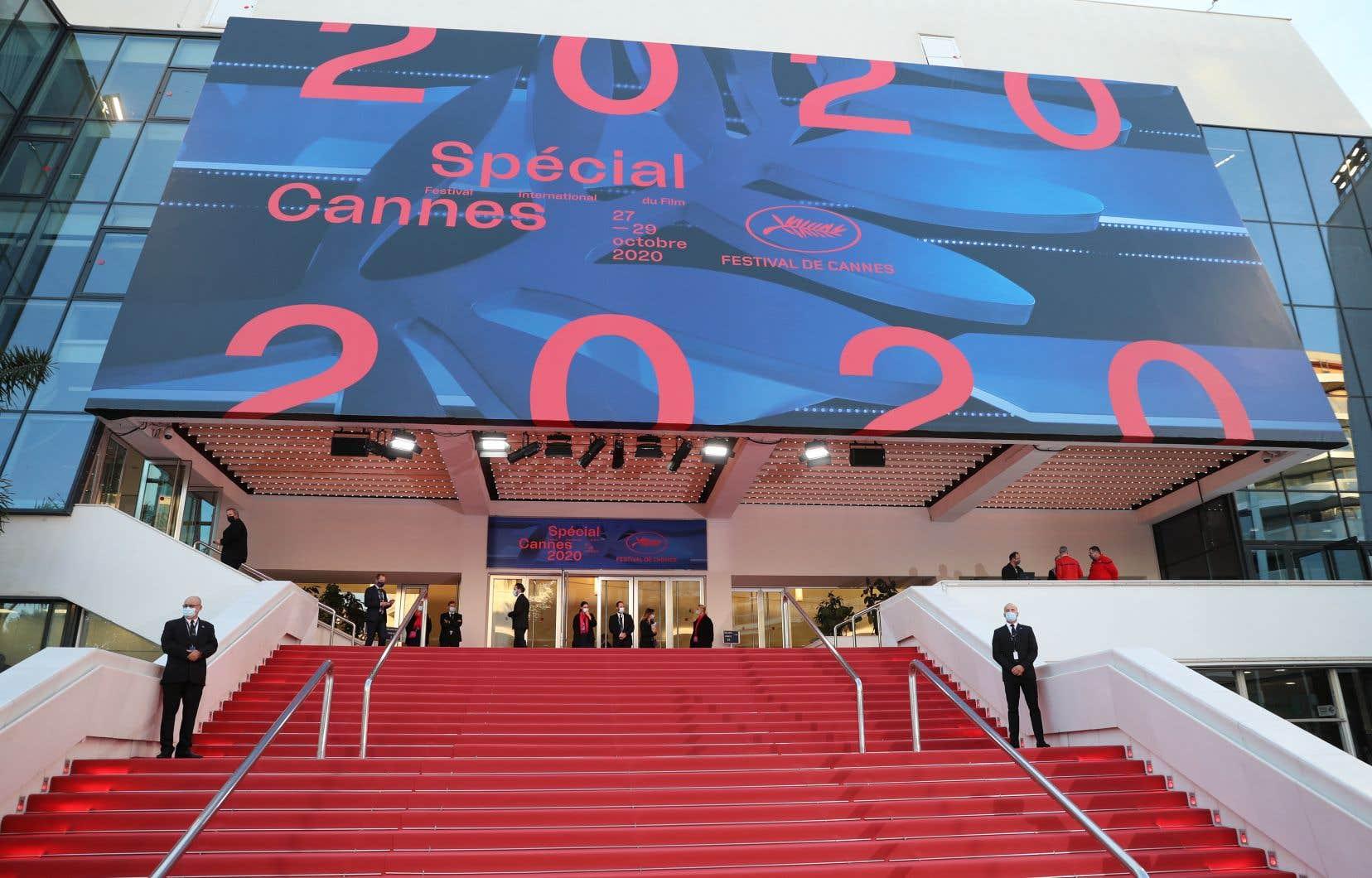 Pour l'instant, le festival est programmé sur la Croisette du 11 au 22mai.