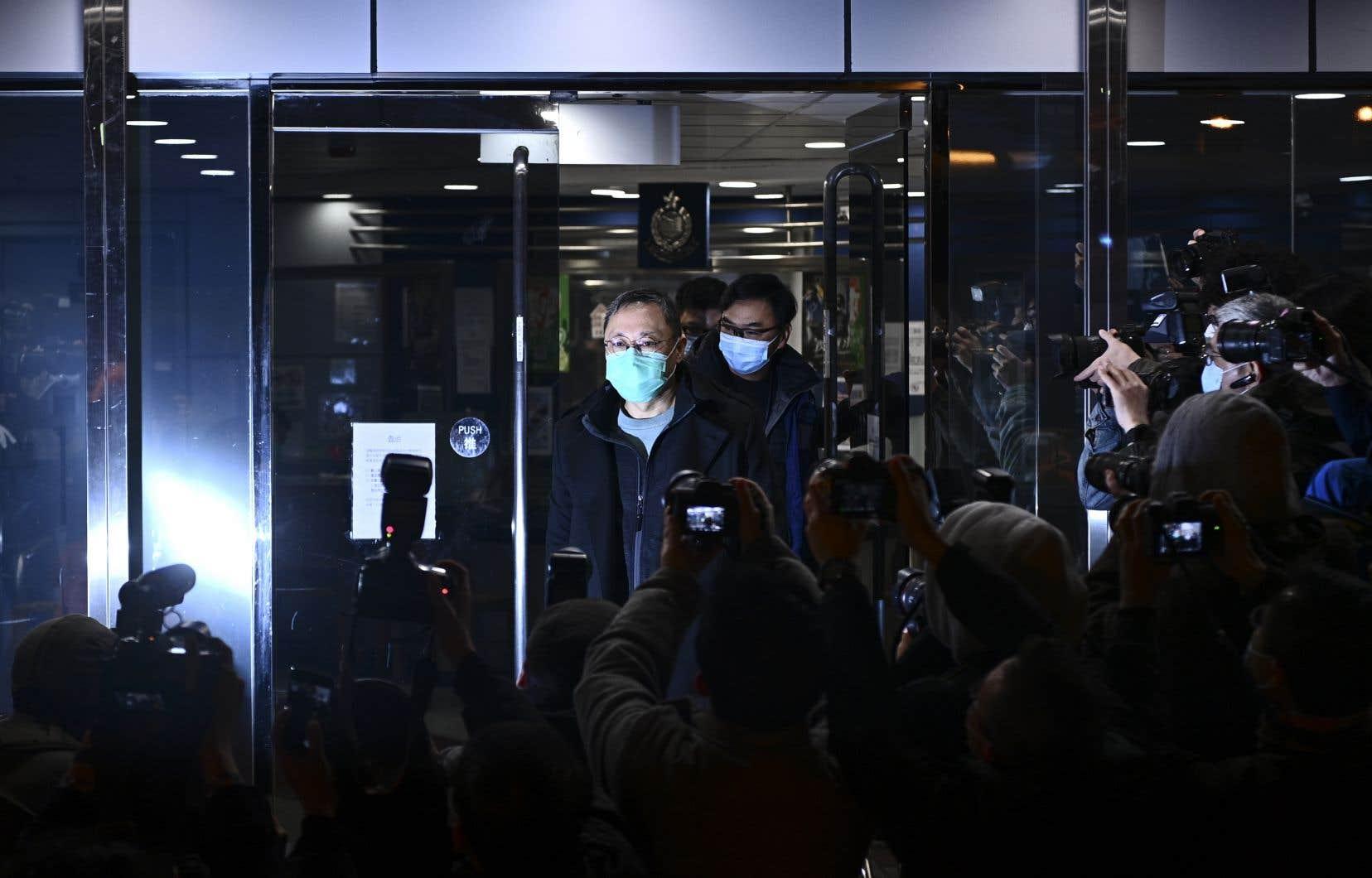 La nouvelle législation imposée fin juin par Pékin à Hong Kong vise à mettre fin au vaste mouvement de contestation qui a ébranlé en 2019 ce territoire.