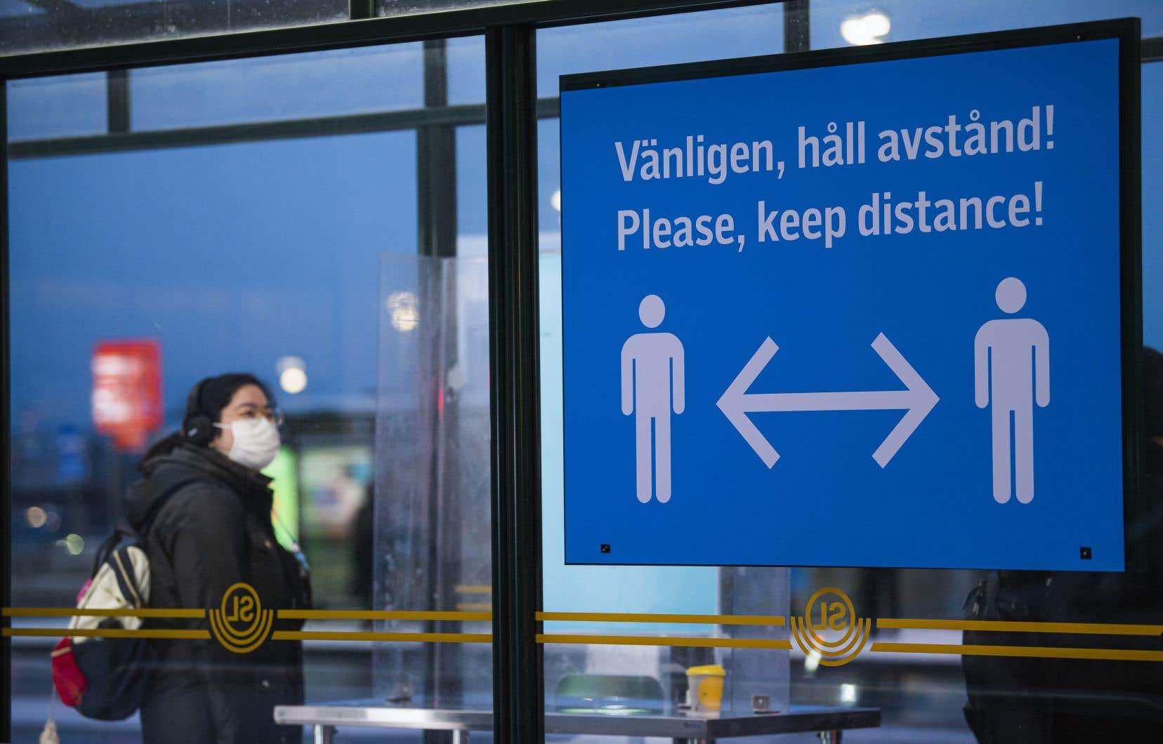 Faisant face à une forte seconde vague, la Suède est actuellement un des pays les plus touchés en Europe.