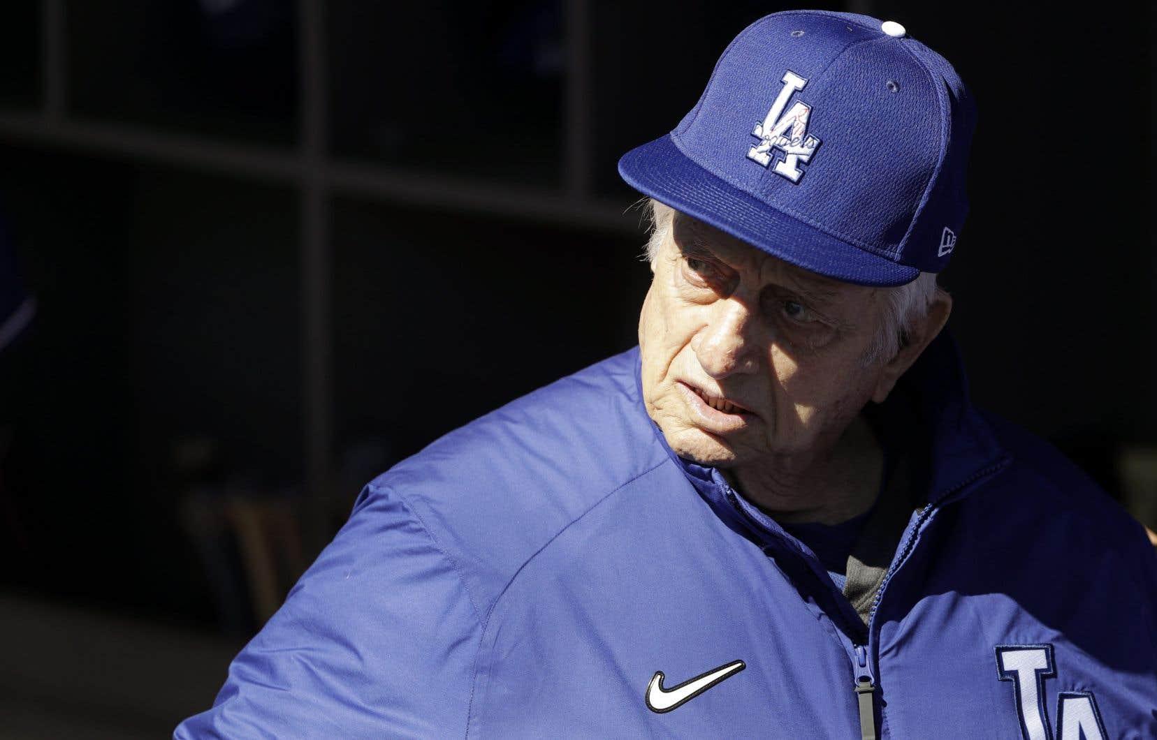 Tommy Lasordas'est éteint à l'âge de 93 ans.