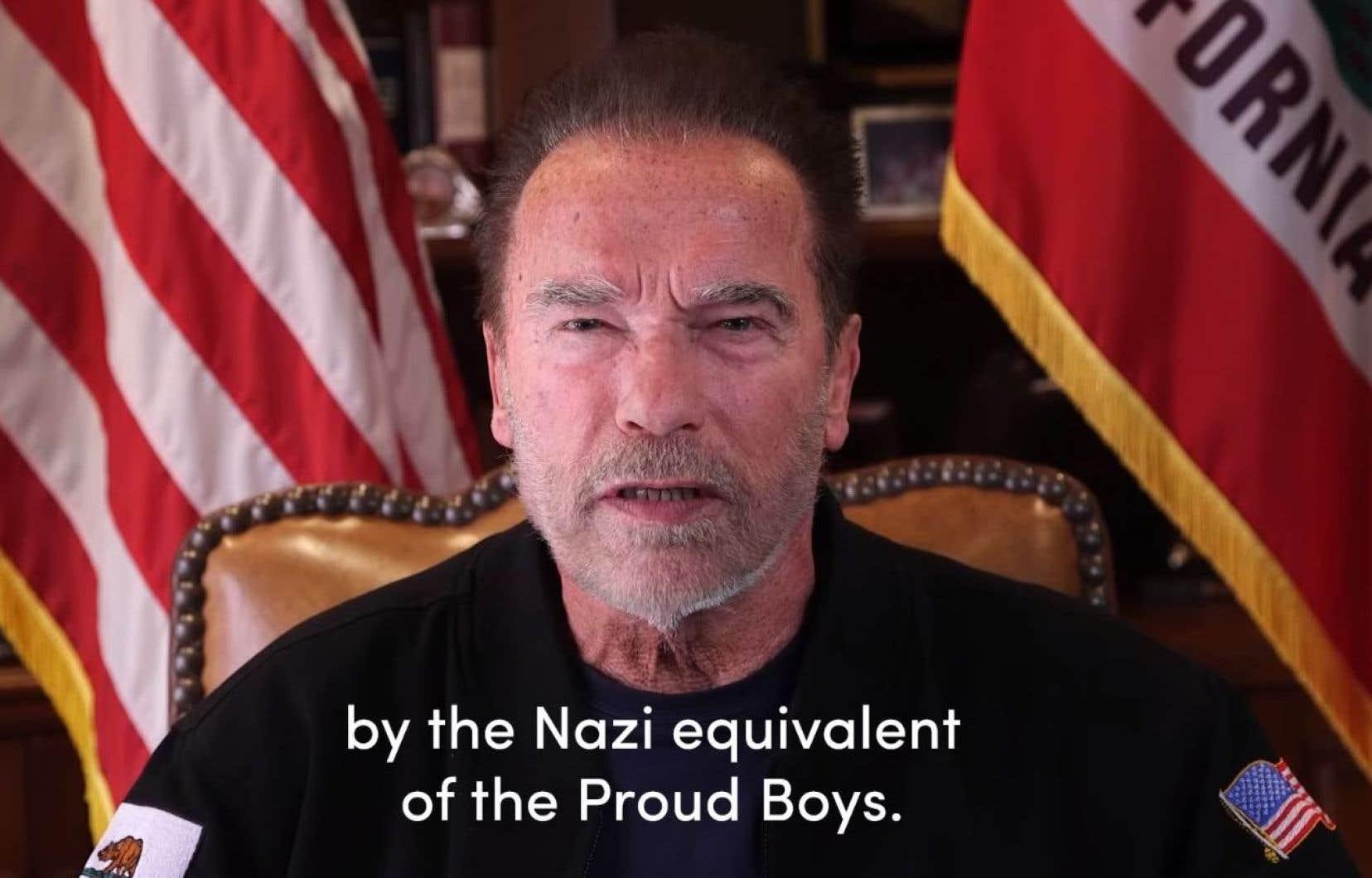 L'acteur a lancé un appel à l'unité aux Américains dans une vidéo publiée sur ses réseaux sociaux.