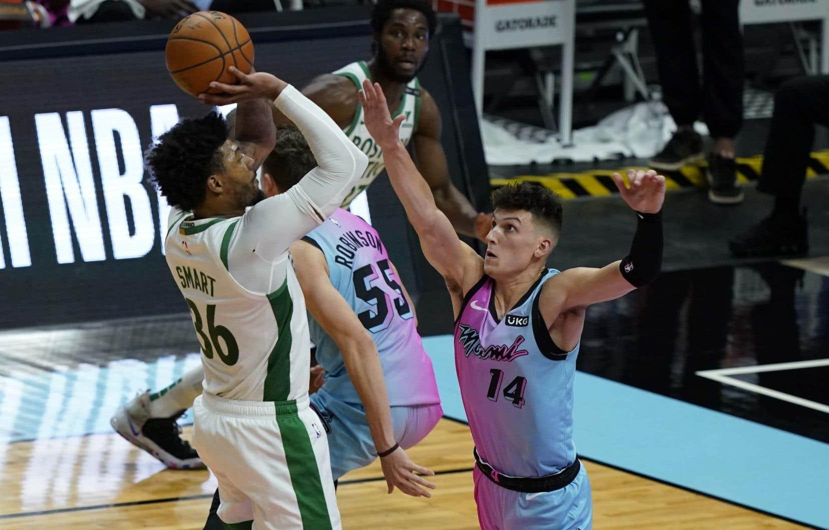Il s'agit de la deuxième partie de la NBA à être reportée cette saison.