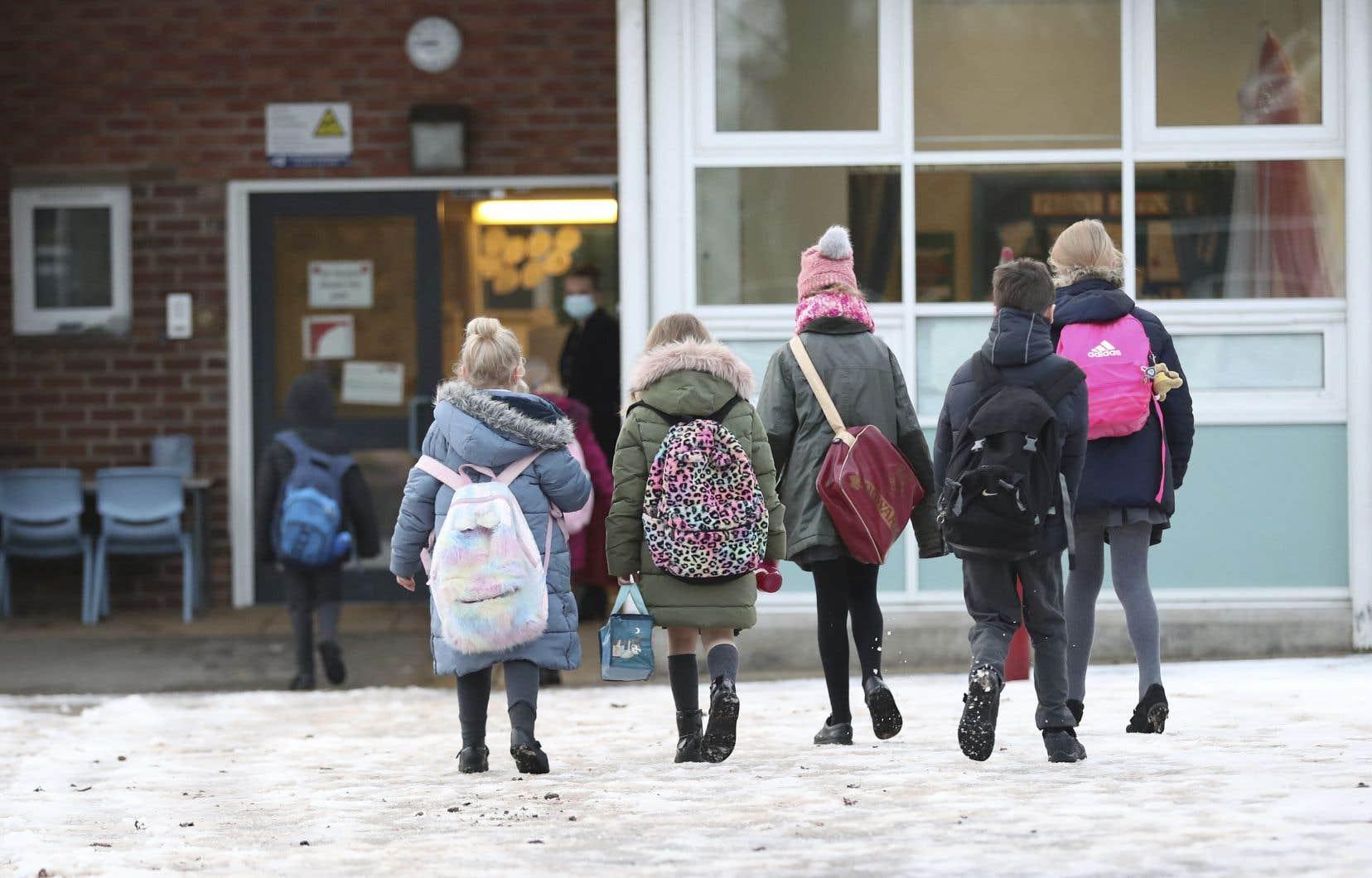Le dossier de la ventilation dans les écoles sera à surveiller de près, selon Olivier Drouin, pédiatre et chercheur clinicien au CHU Sainte-Justine