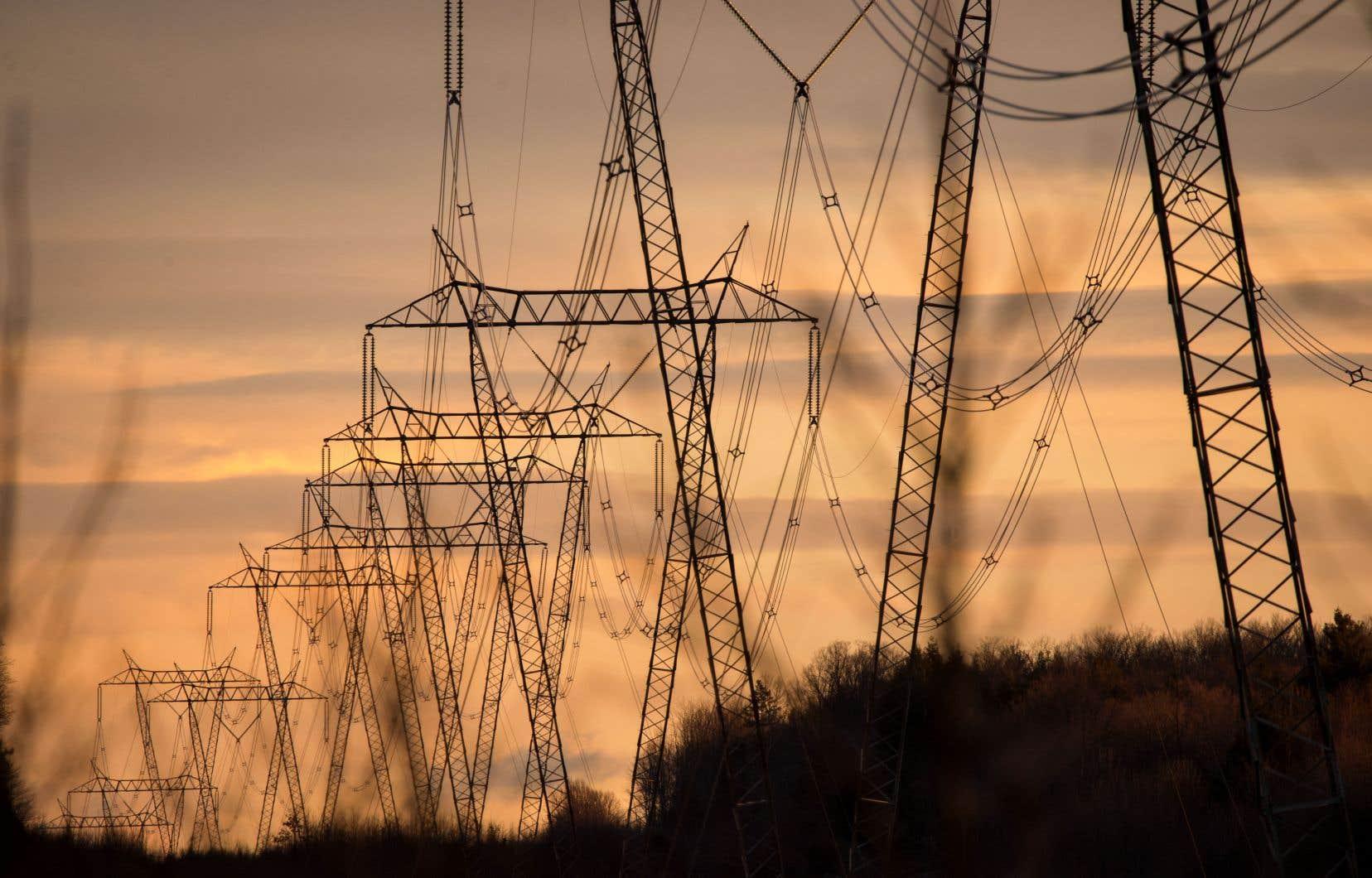 La mise en service du NECEC, prévue en 2022, permettra d'acheminer 9,45 térawattheures d'hydroélectricité par année pendant 20 ans au Massachusetts.