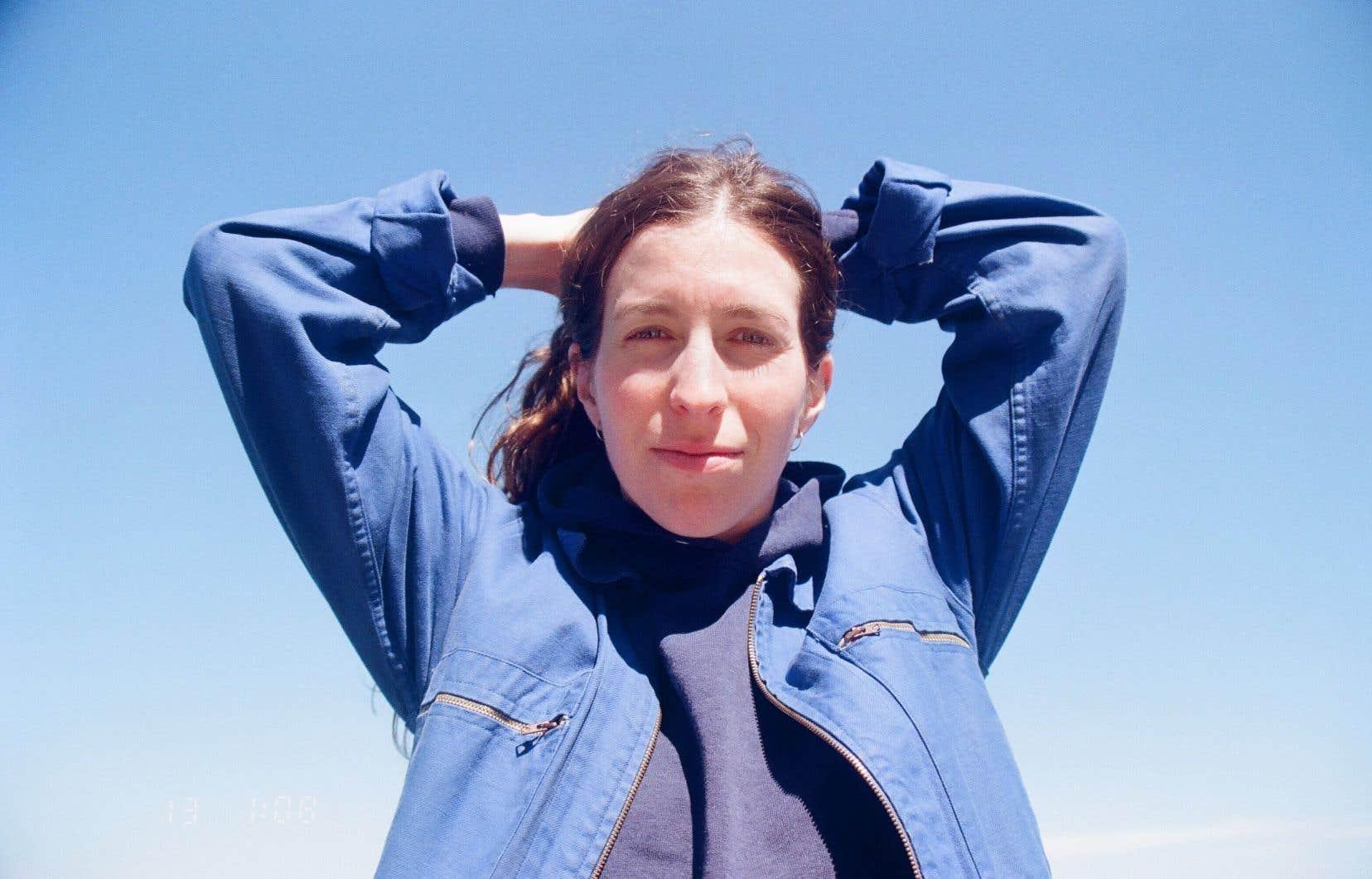 La jeune compositrice américaine Elori Saxl