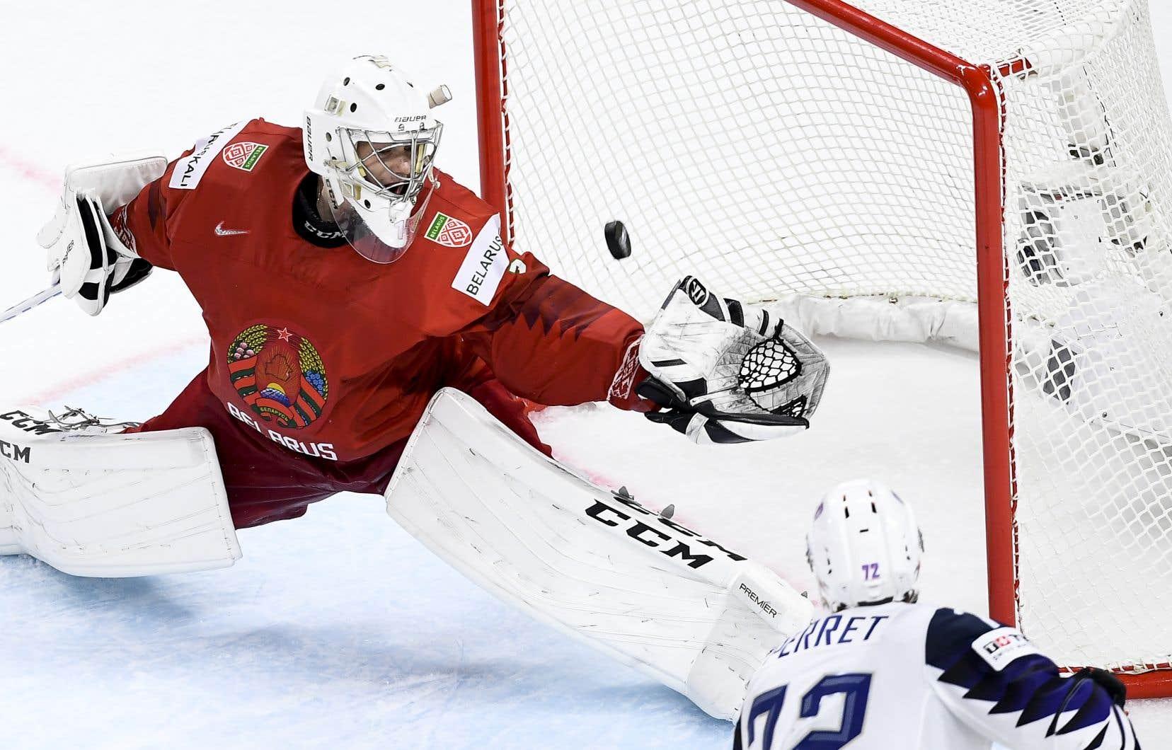 La ville de Herning, au Danemark, qui a accueilli des matchs du Championnat du monde de 2018, est une candidate possible pour remplacer Minsk.
