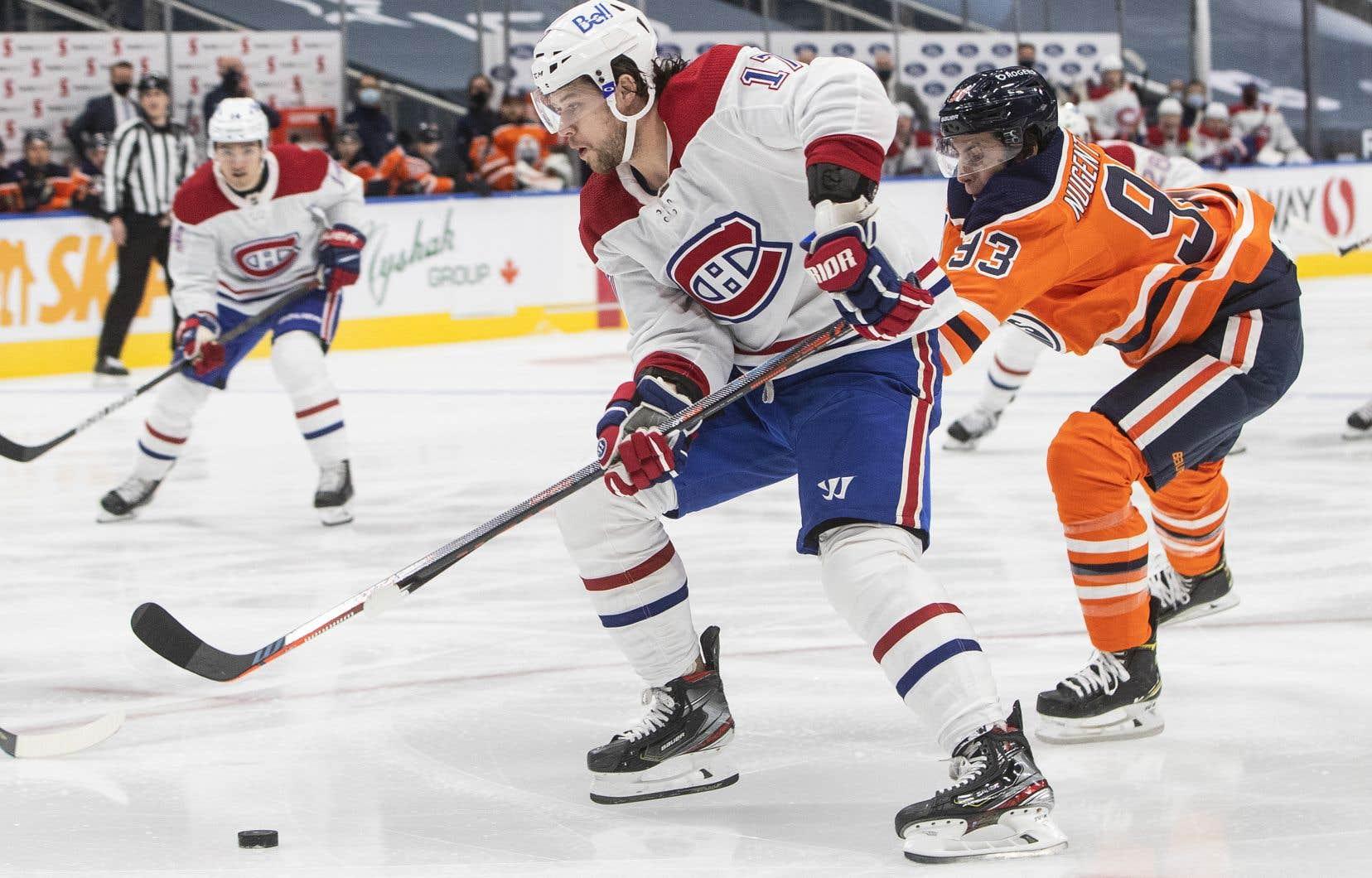 L'unité d'infériorité numérique du Canadien a tenu en échec l'attaque massive des Oilers pour une deuxième fois de suite.