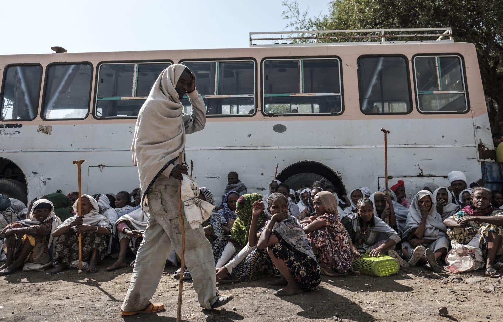 À l'abri des regards, la crise au Tigré continue de faire des ravages