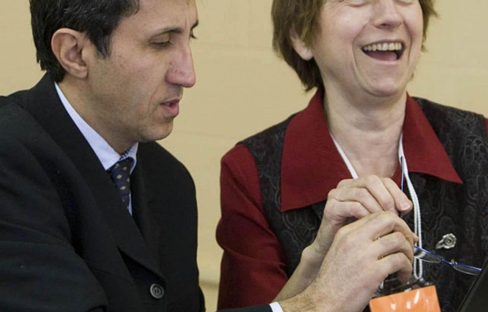 Le congrès de Québec solidaire, qui avait lieu pendant la fin de semaine, avait pour objectif de définir le programme du parti en ce qui a trait à l'économie, à l'écologie et au travail.