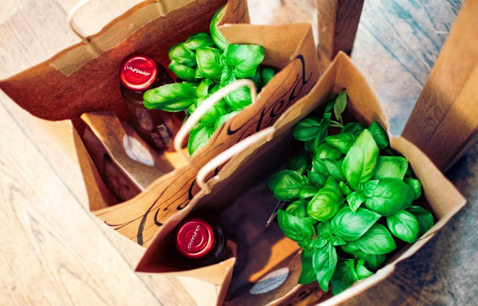 Plusieurs entreprises québécoises offrent des aliments locaux livrés directement chez vous!