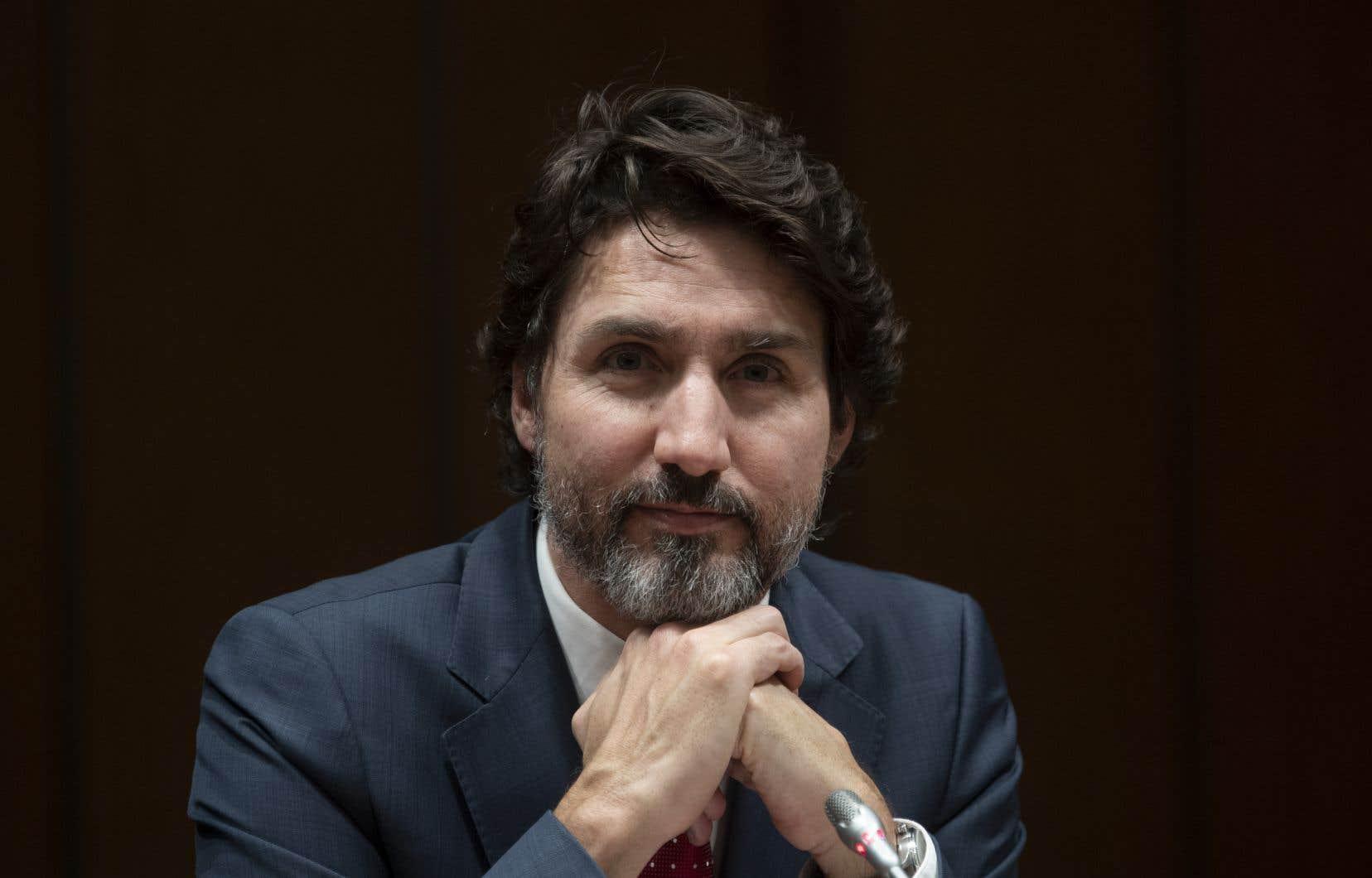 Le premier appel téléphonique du 46eprésident américain, Joe Biden, avec un dirigeant étranger a eu lieu vendredi avec le premier ministre Justin Trudeau.