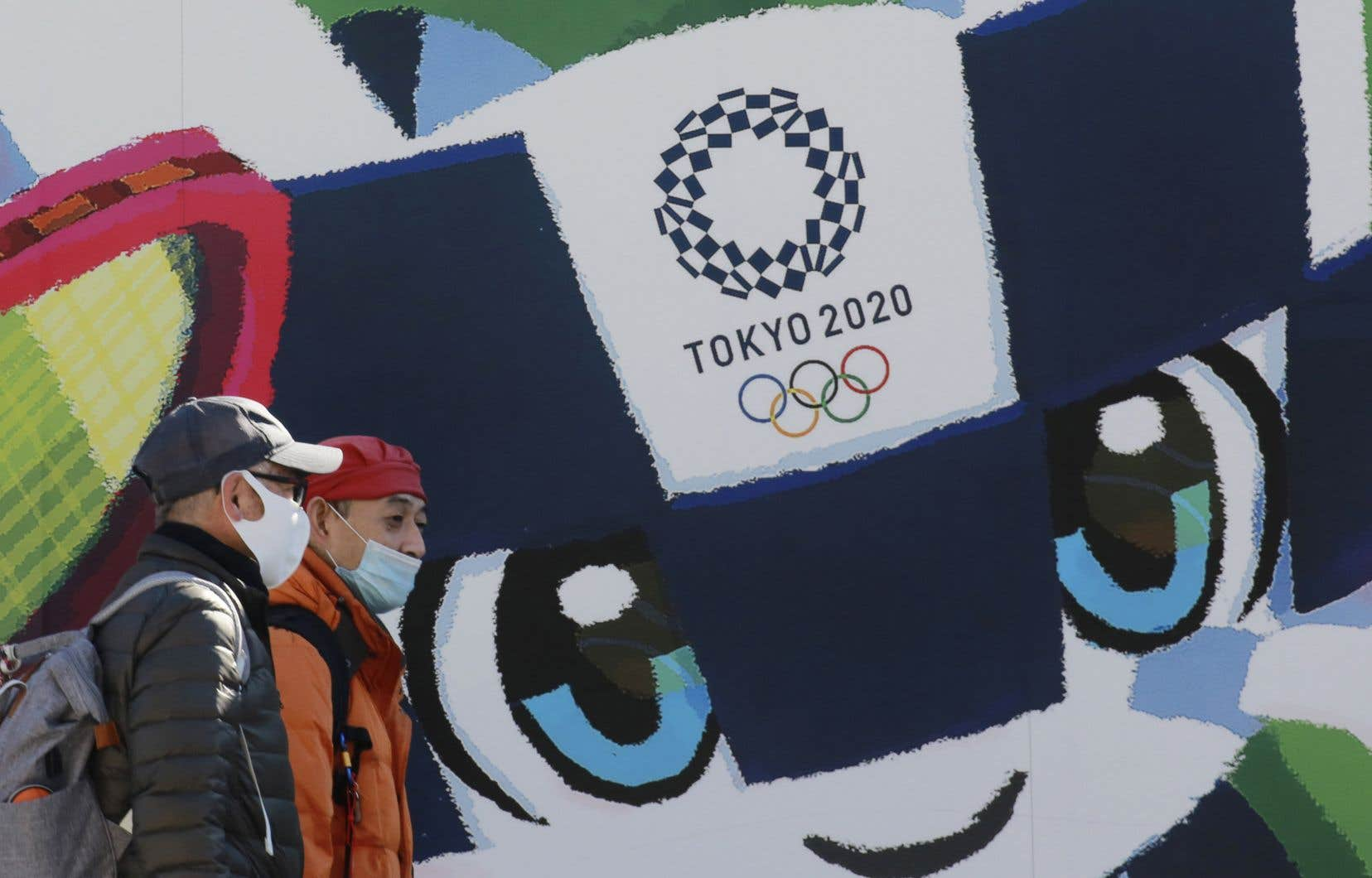 La recrudescence actuelle de la pandémie touche aussi le Japon, où l'opinion publique est désormais très majoritairement opposée à l'organisation des Jeux, préférant un nouveau report ou une annulation pure et simple, selon de récents sondages.