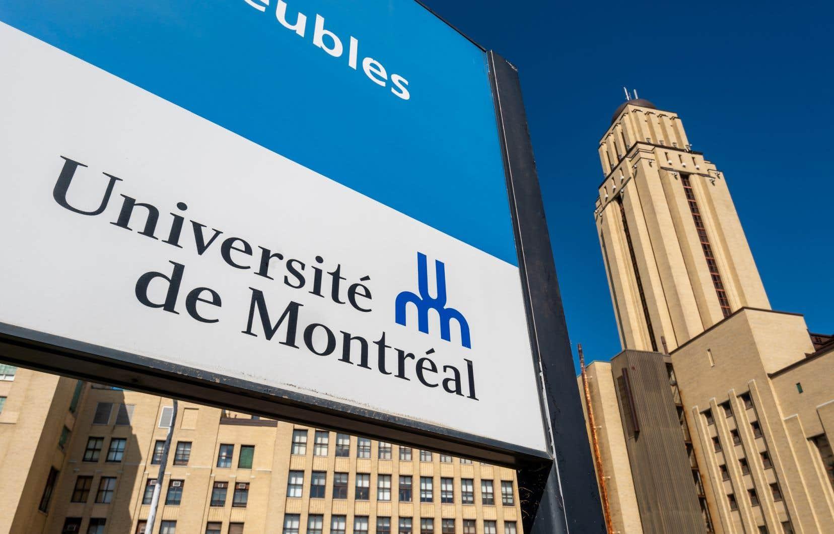 L'Université de Montréal a mis en place une procédure qui encourage ses chercheurs à publier leurs travaux en libre accès sur la plateforme Papyrus, déjà utilisée à l'UdeM.