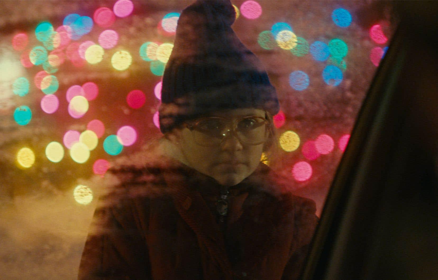 Lilou Roy Lanouette dans le film «Les grandes claques», d'Annie St-Pierre