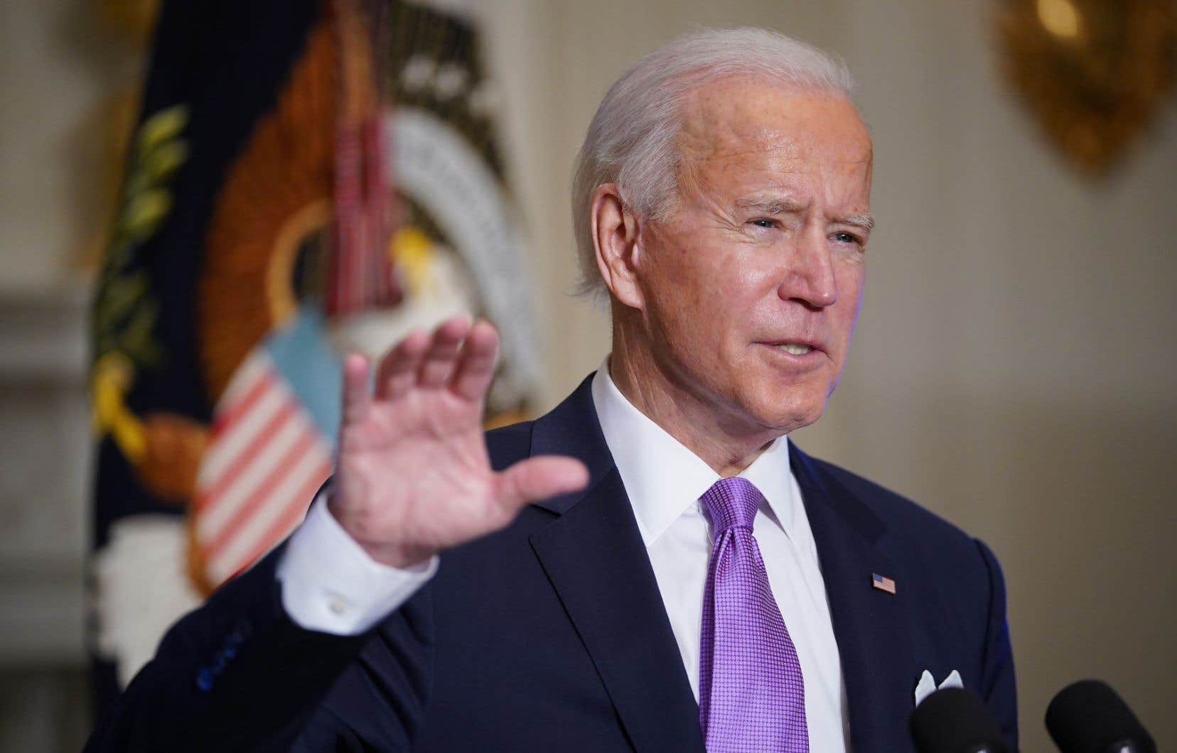 Joe Biden se veut beaucoup plus offensif que Donald Trump dans sestentatives de rapprochement entre la Russie et les États-Unis.