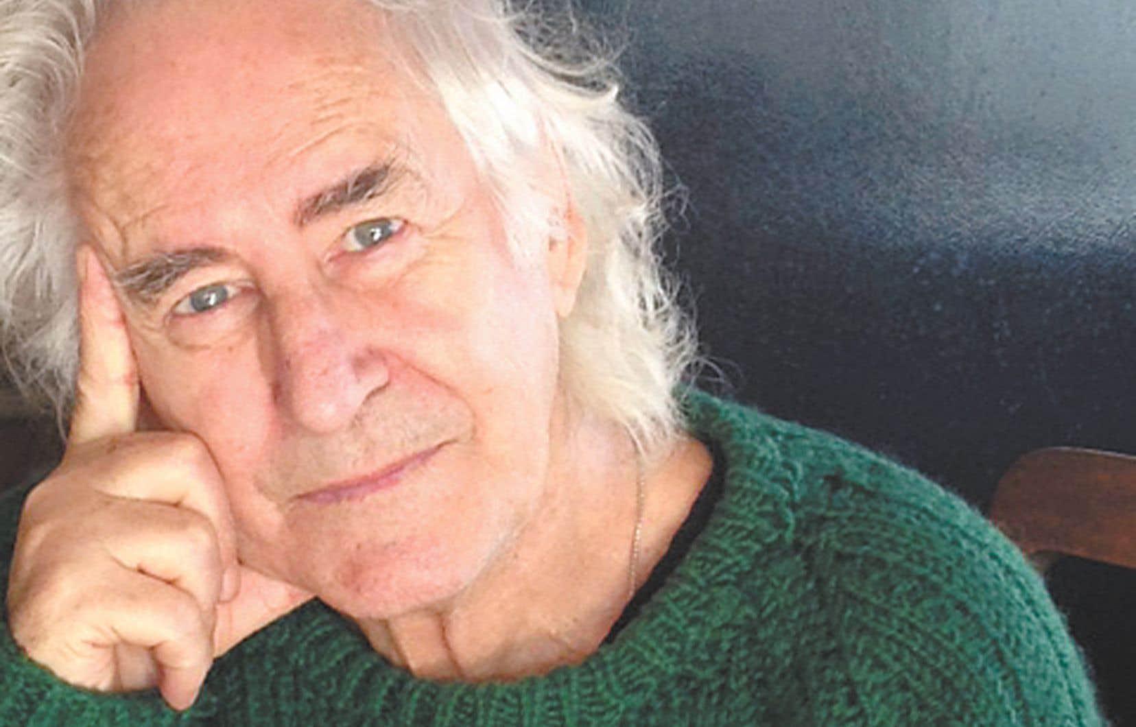 L'écrivain et anthropologue, Gilles Bibeau