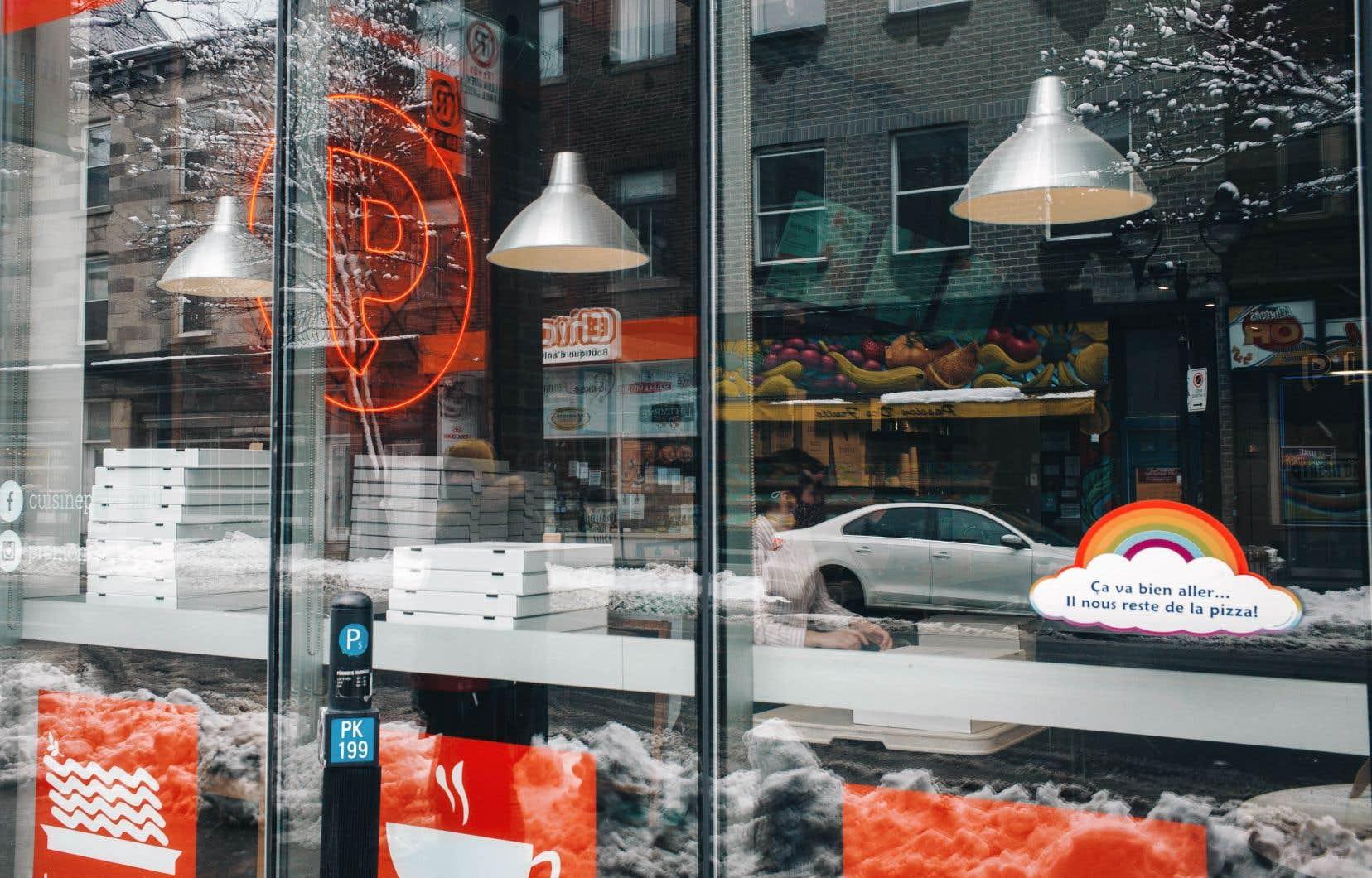 Les propriétaires d'entreprises ayant été contraintes à une pause forcée, dont plusieurs restaurants, auront droit à une aide de Québec pour leur redémarrage.