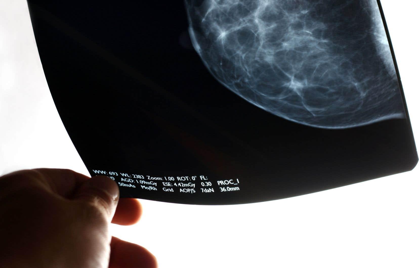 À l'échelle mondiale, le nombre de diagnostics de cancer serait en recul de 40%.