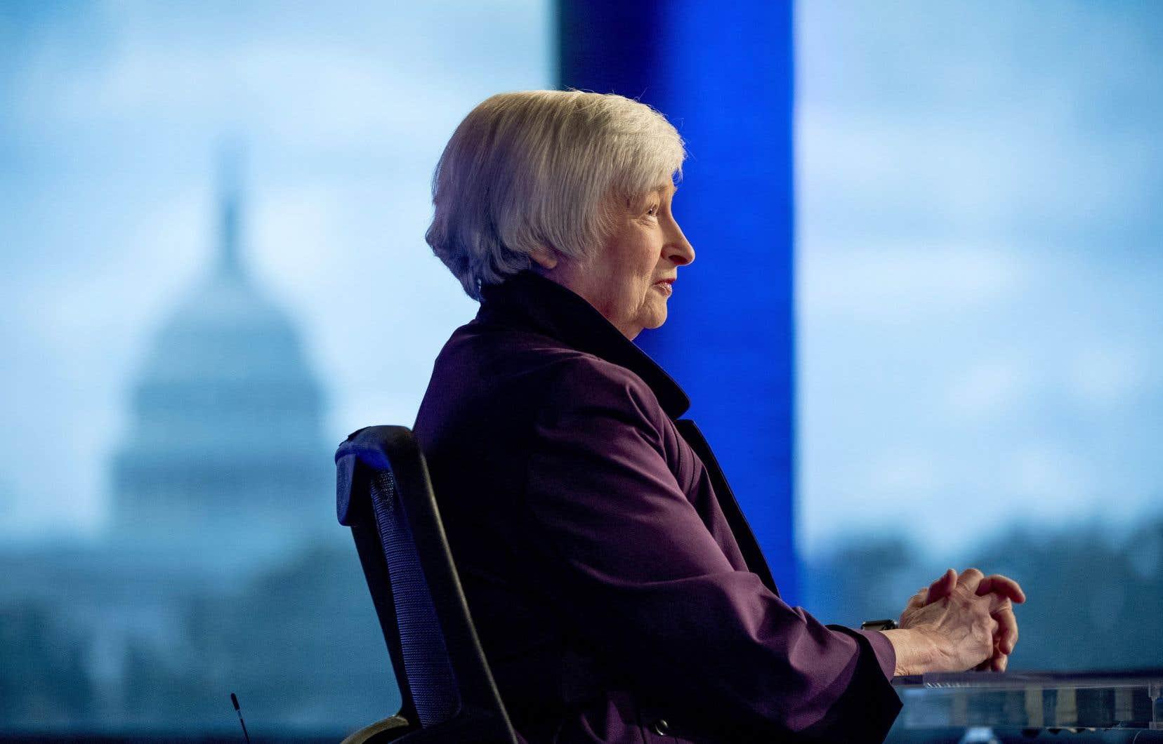 «Nous devons vraiment nous assurer que nos marchés financiers fonctionnent correctement et que les investisseurs sont protégés», a déclaré la secrétaire au Trésor, Janet Yellen, jeudi, sur la chaîne ABC.
