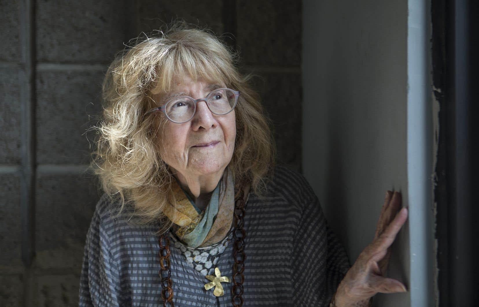 Régine Robin s'est éteinte à Montréal, ville qui, avec Paris, partageait son cœur et ses temps.