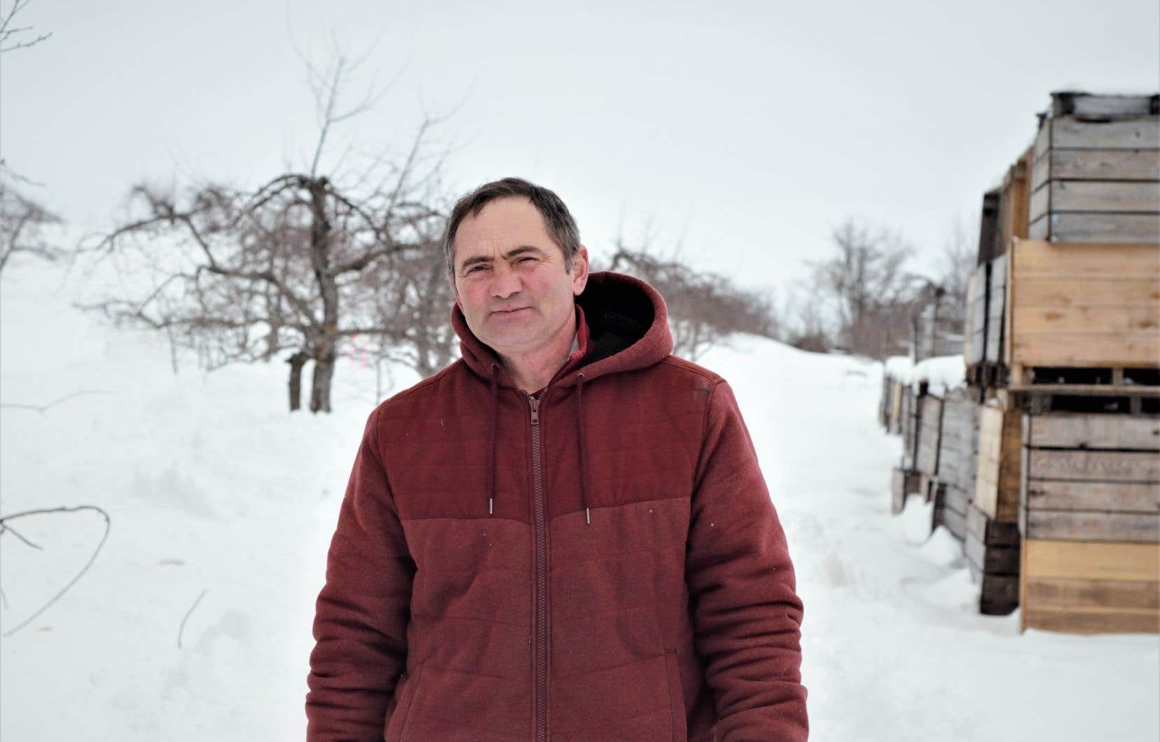 Avant de se lancer dans sa trajectoire entrepreneuriale au Québec,Dragos Iuroaia a travaillé dans plusieurs entreprises agricoles, chez lui comme dans la Belle Province.