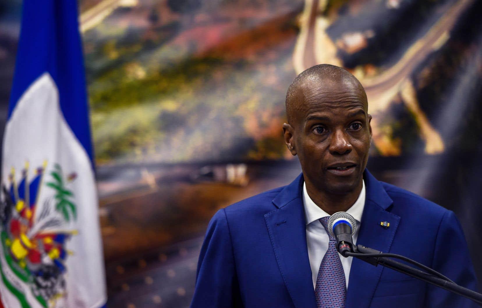 La société civile considère que le mandat de Jovenel Moïse arrive à terme dimanche. Le camp présidentiel table, lui, sur un départ du pouvoir le 7février 2022.