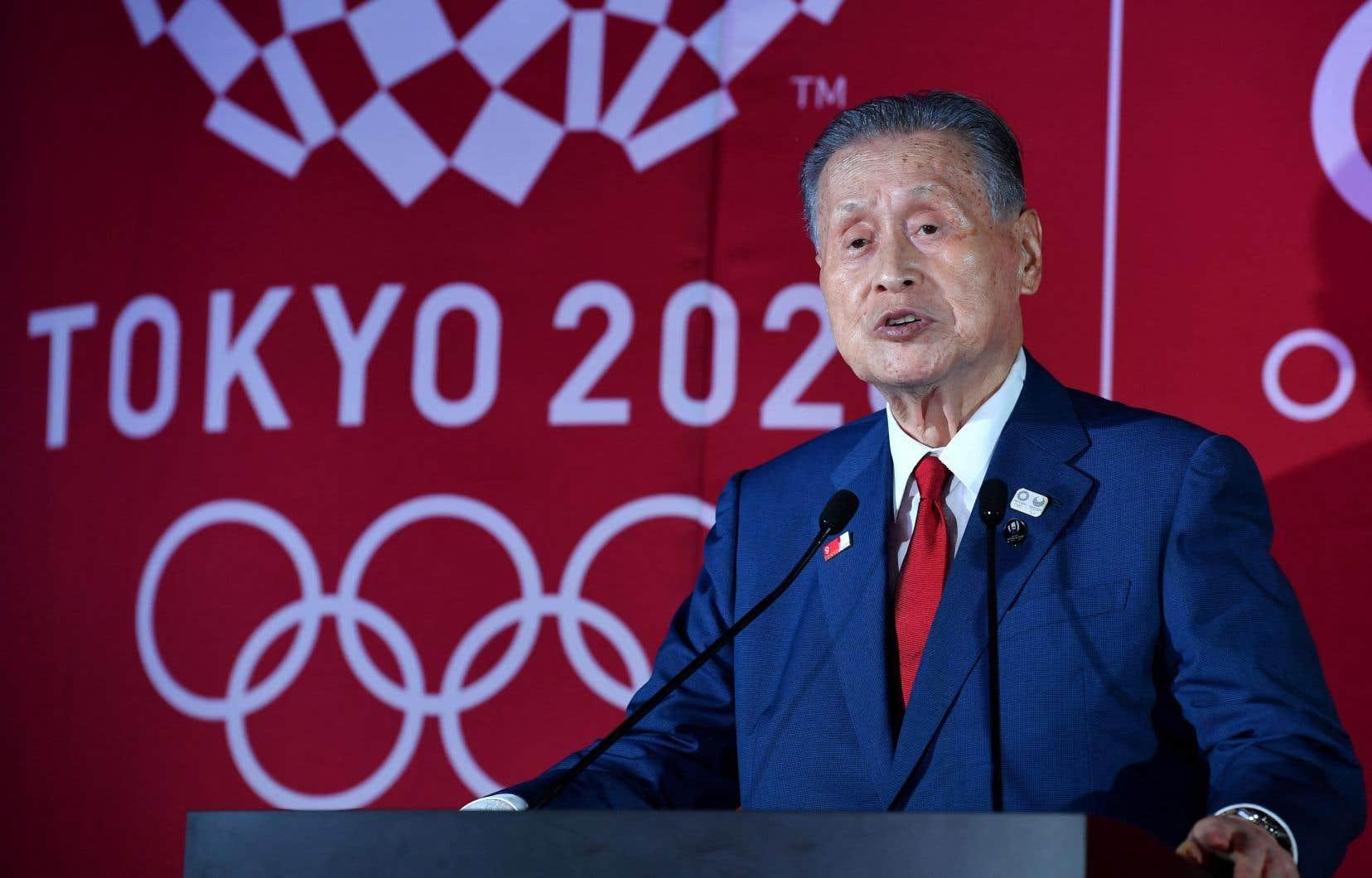 M.Mori, ancien premier ministre japonais connu pour ses dérapages verbaux, a déclaré la semaine dernière que les femmes avaient des difficultés à parler de manière concise lors des réunions, ce qui est «embêtant».