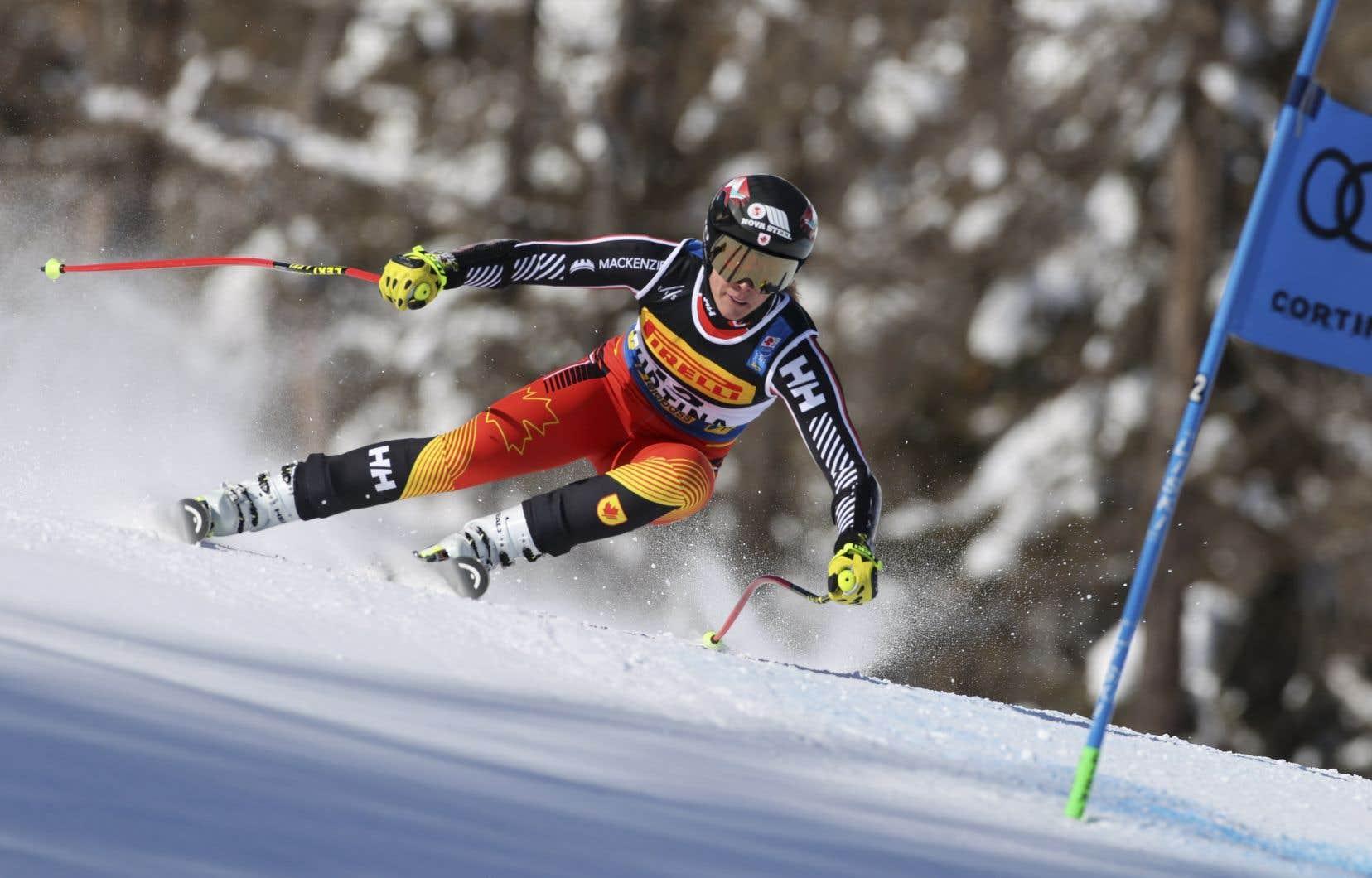 Gagnon participera vendredi à deux descentes d'entraînement — une situation rarissime, selon la principale intéressée —, avant de s'attaquer à la descente samedi et au combiné alpin lundi.