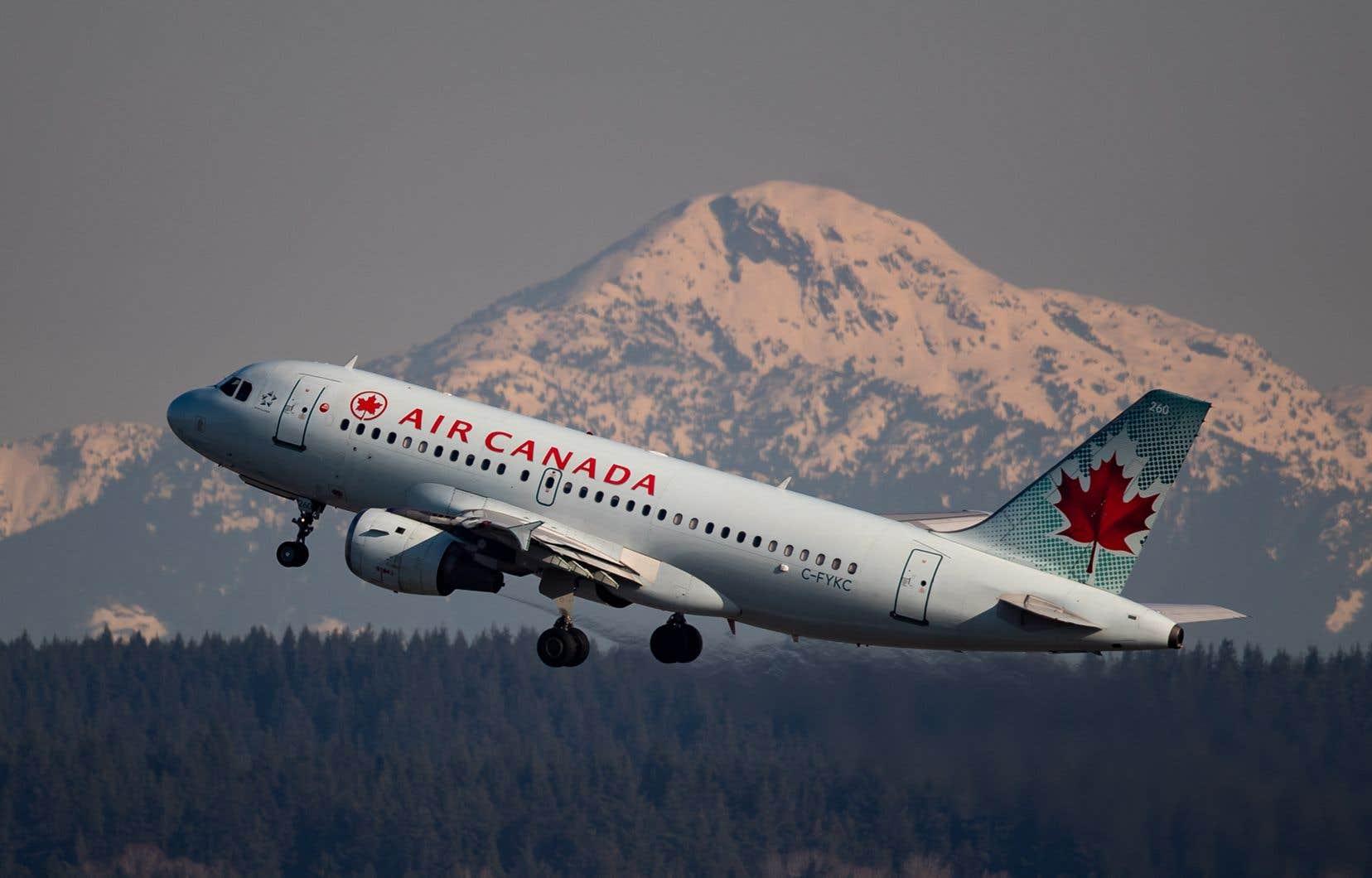 Au terme de l'exercice terminé le 31 décembre, les revenus annuels d'Air Canada, plus important transporteur aérien au pays, ont plongé de 70% pour s'établir à 5,8 milliards.
