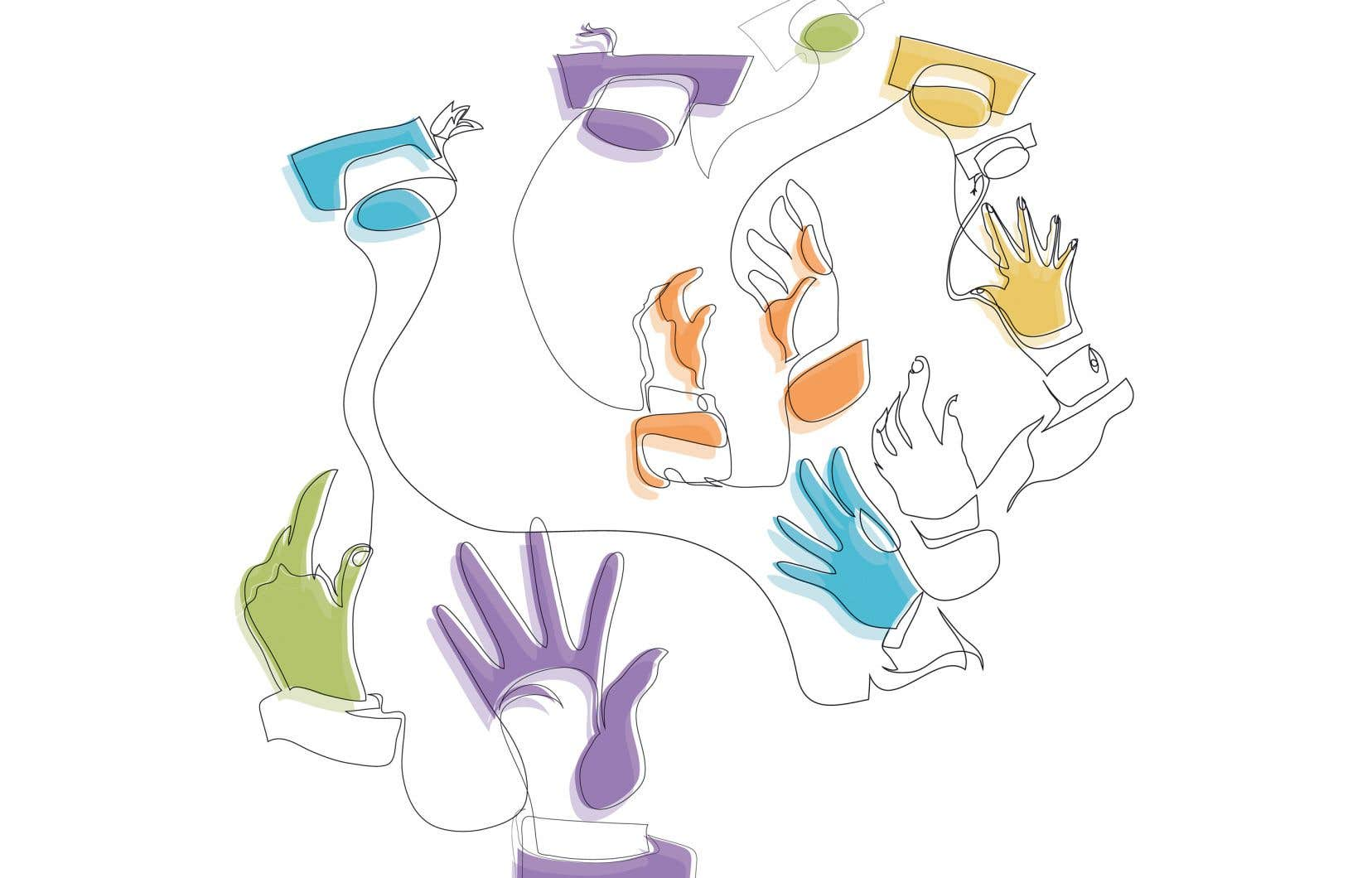 Tous les établissements de l'Association des collèges et universités de la francophonie canadienne (ACUFC) jouent un rôle social fort.
