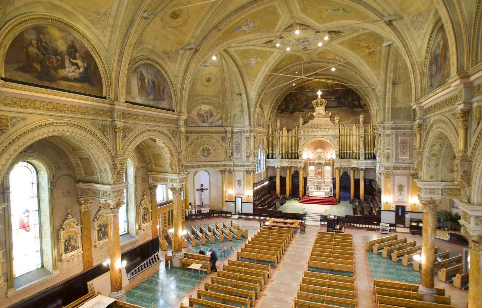 Le rapport du vérificateur général 2020-2021 passe sous silence la question du patrimoine religieux, et le projet de loi n° 69 n'en traite pas davantage.
