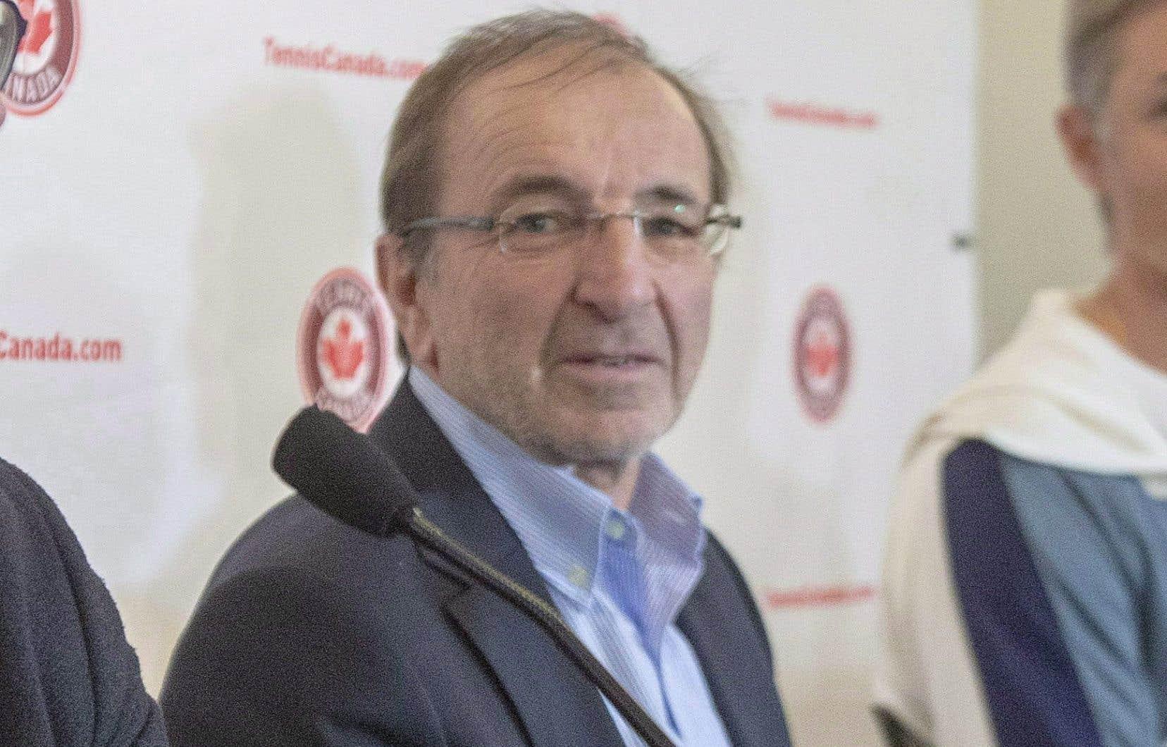 Après l'automne, Borfiga sera conseiller et consultant honoraire au sein de l'équipe de l'élite afin d'assurer une transition harmonieuse