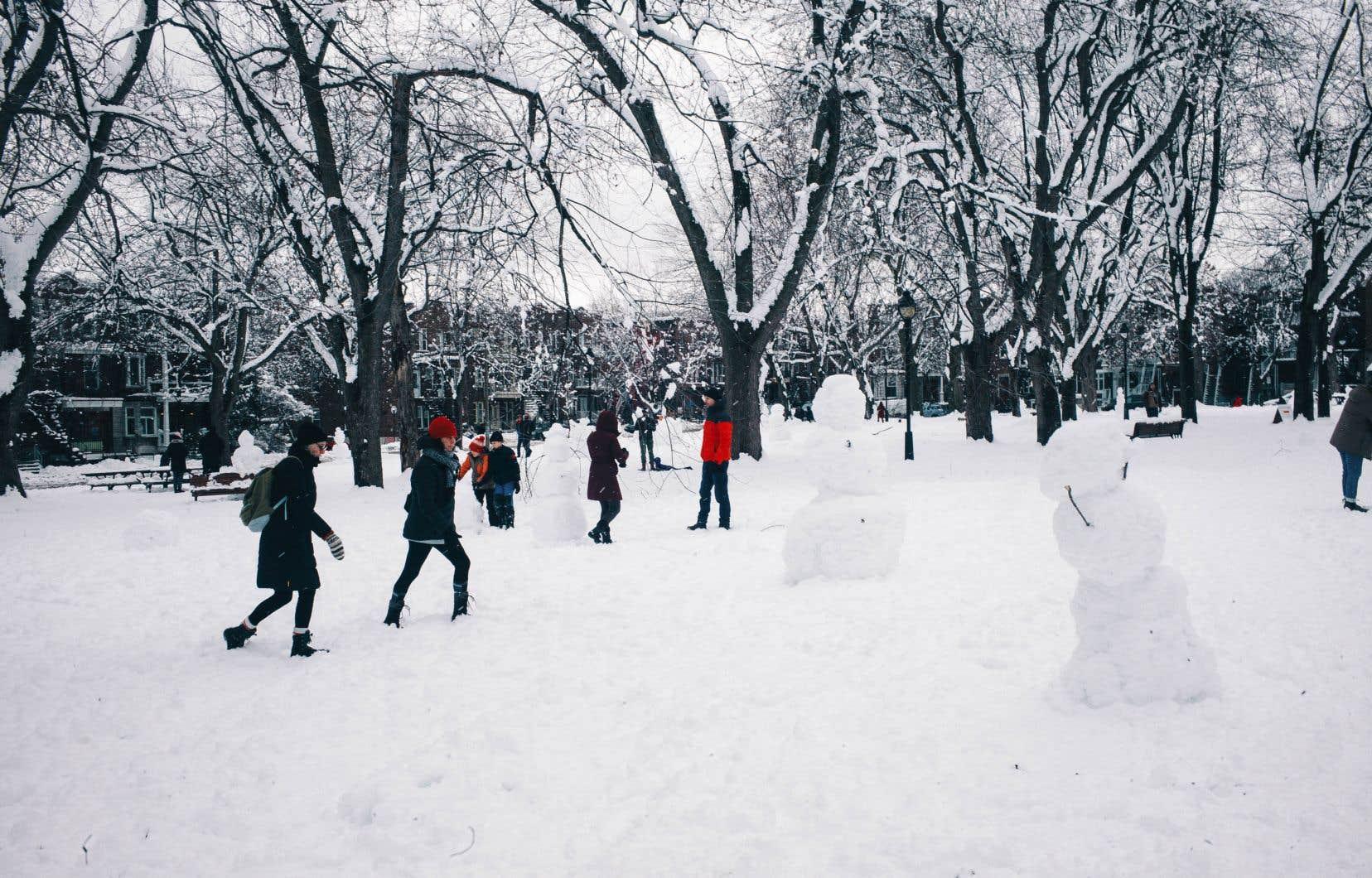 Bon nombre d'établissements scolaires sont fermés pour la journée du 16 février.